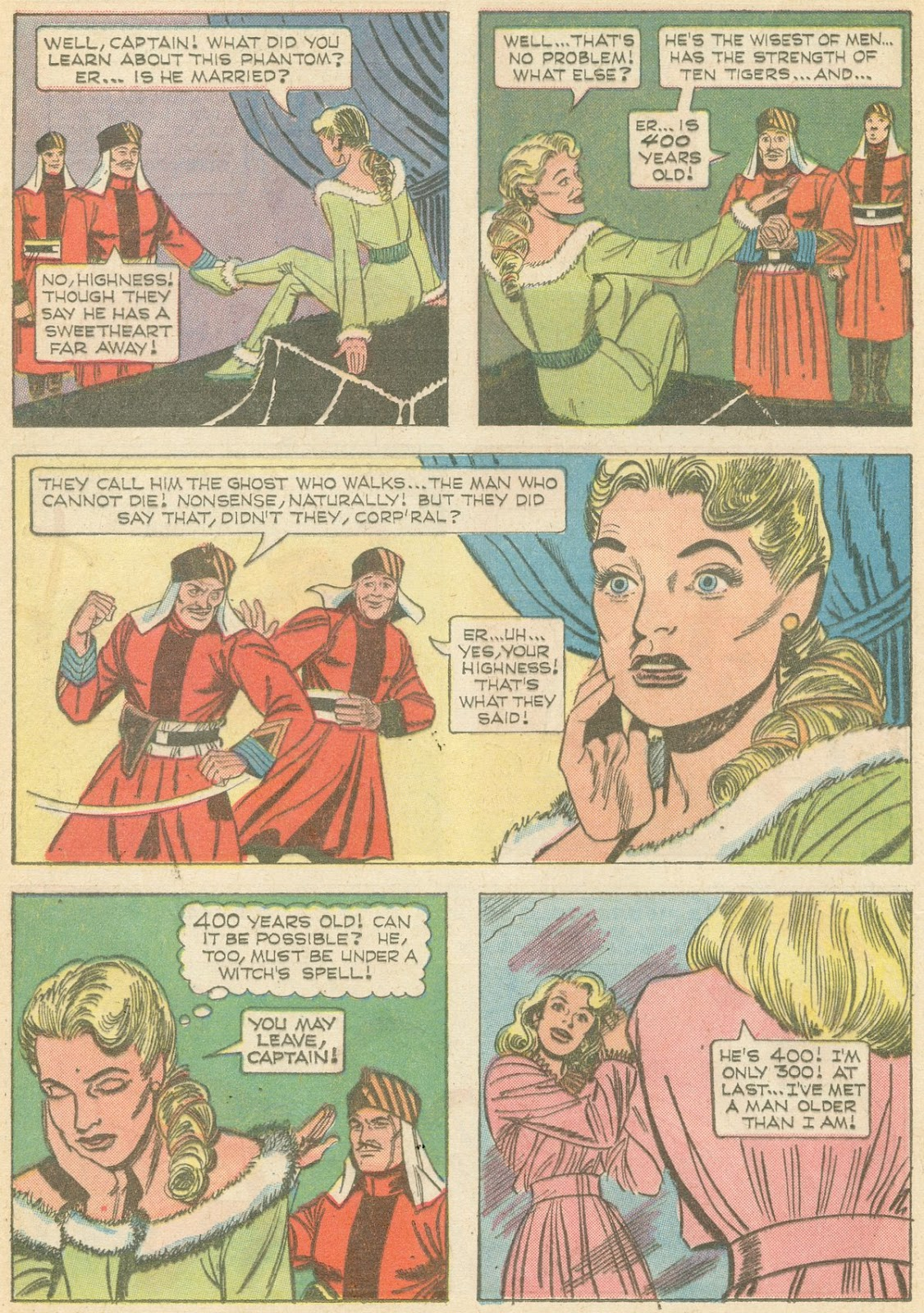 The Phantom (1962) issue 17 - Page 16