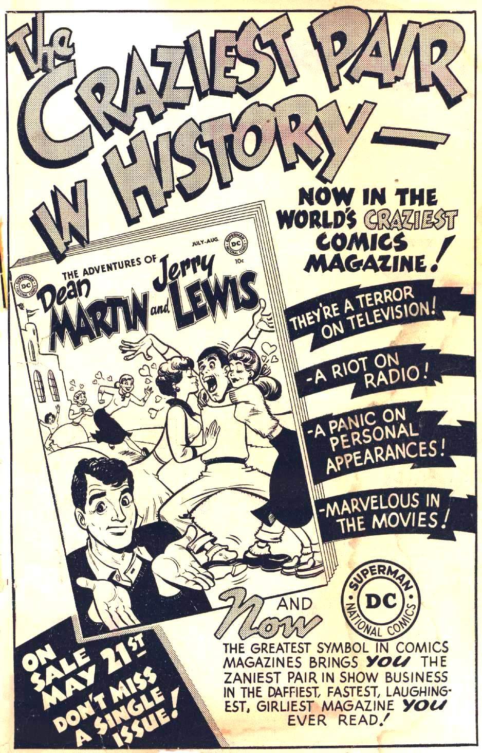 Read online Sensation (Mystery) Comics comic -  Issue #110 - 35