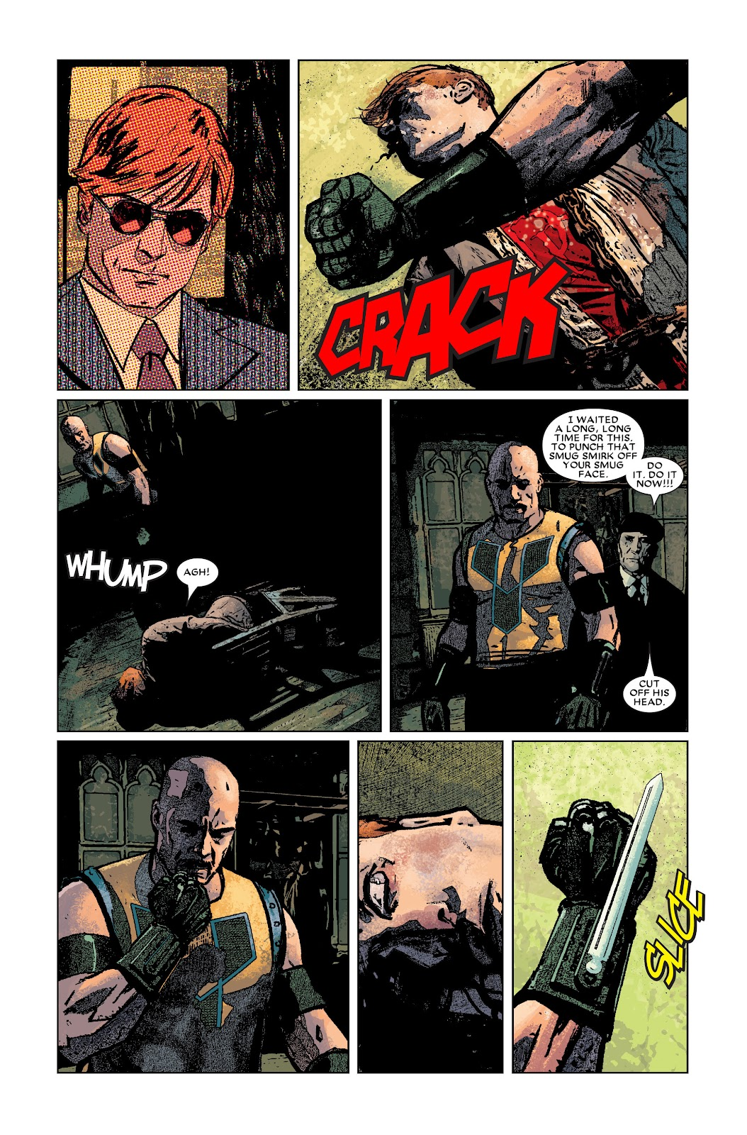Read online Daredevil (1998) comic -  Issue # _Ultimate_Collection TPB 3 (Part 1) - 43