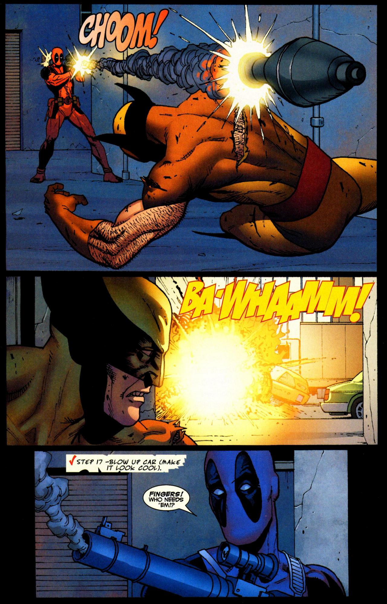 Read online Wolverine: Origins comic -  Issue #23 - 9