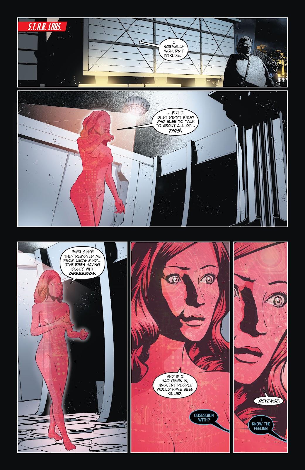 Read online Smallville Season 11 [II] comic -  Issue # TPB 6 - 27