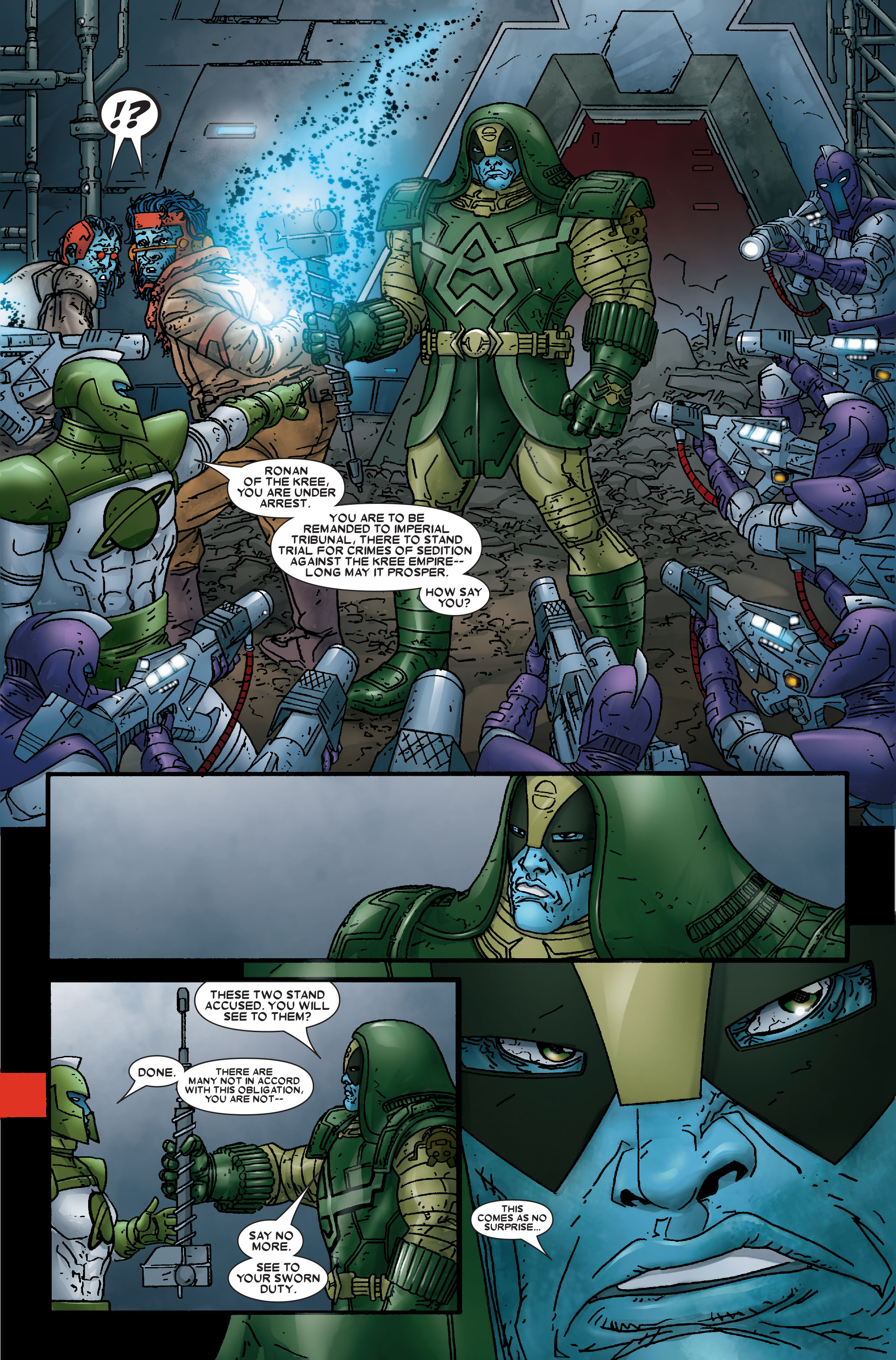 Read online Annihilation: Prologue comic -  Issue #Annihilation: Prologue Full - 36