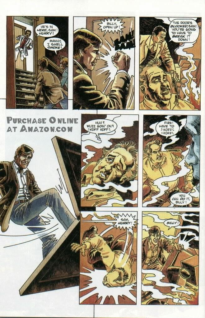 Read online Quantum Leap comic -  Issue #10 - 23