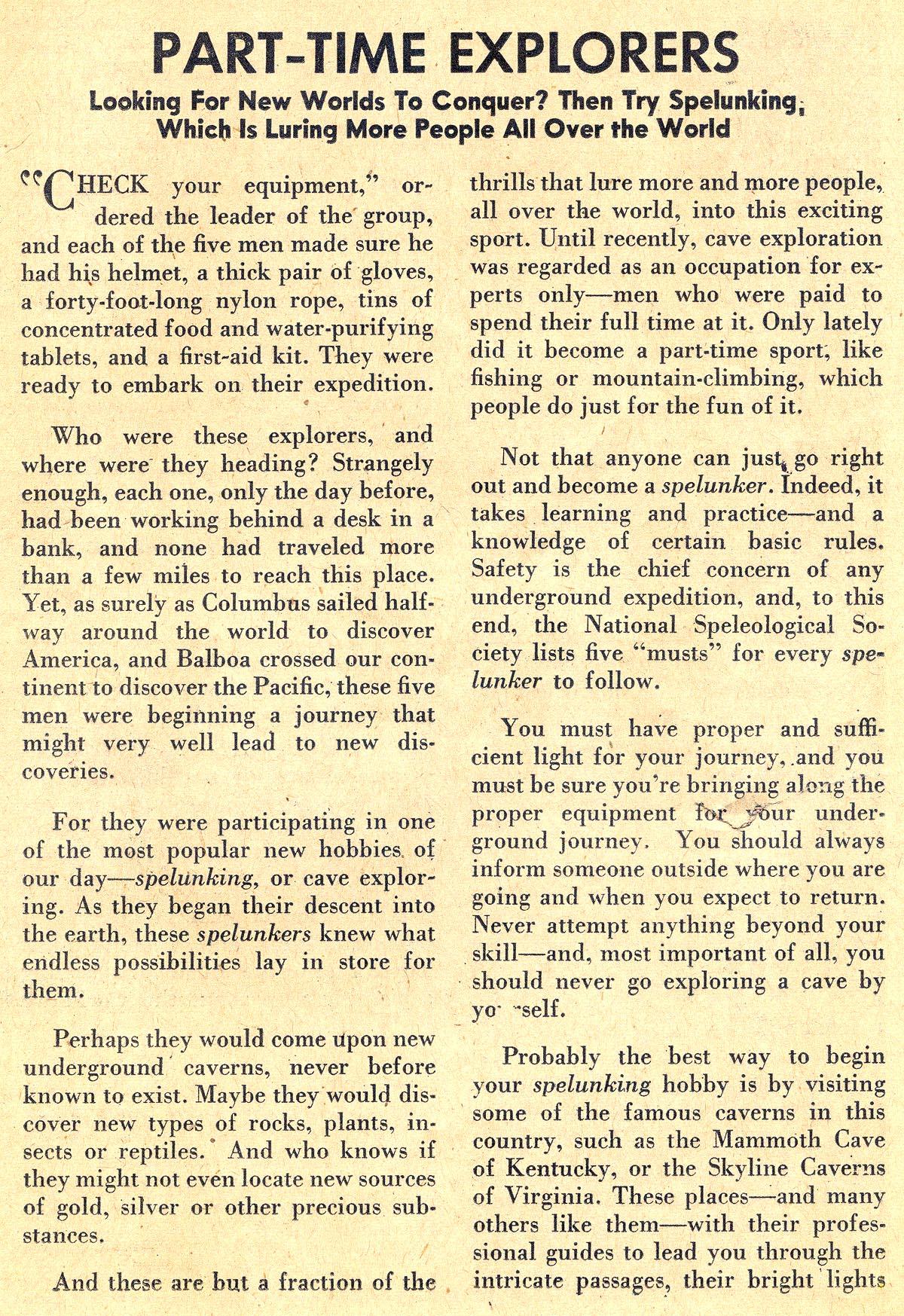 Read online Adventure Comics (1938) comic -  Issue #238 - 25