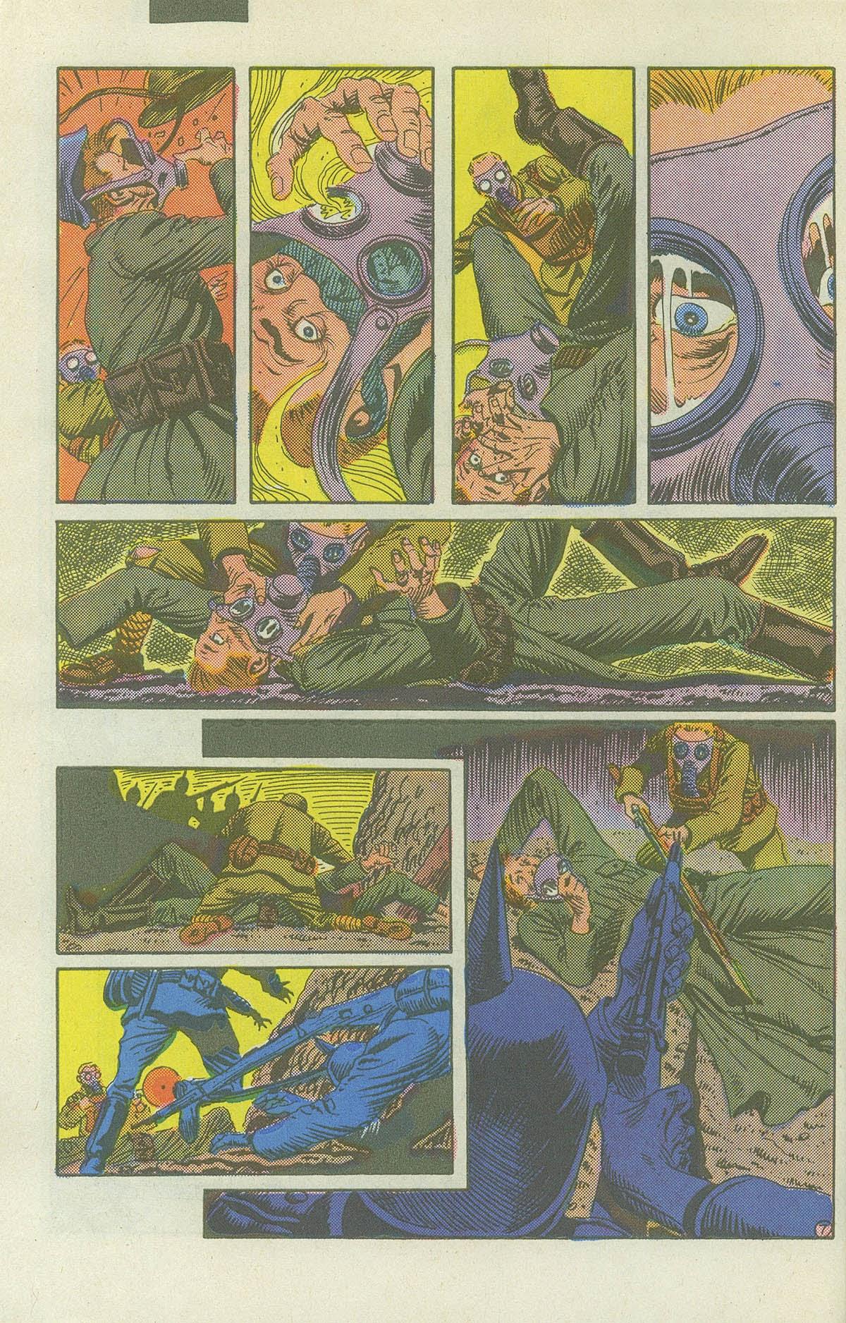 Read online Sgt. Rock comic -  Issue #419 - 9