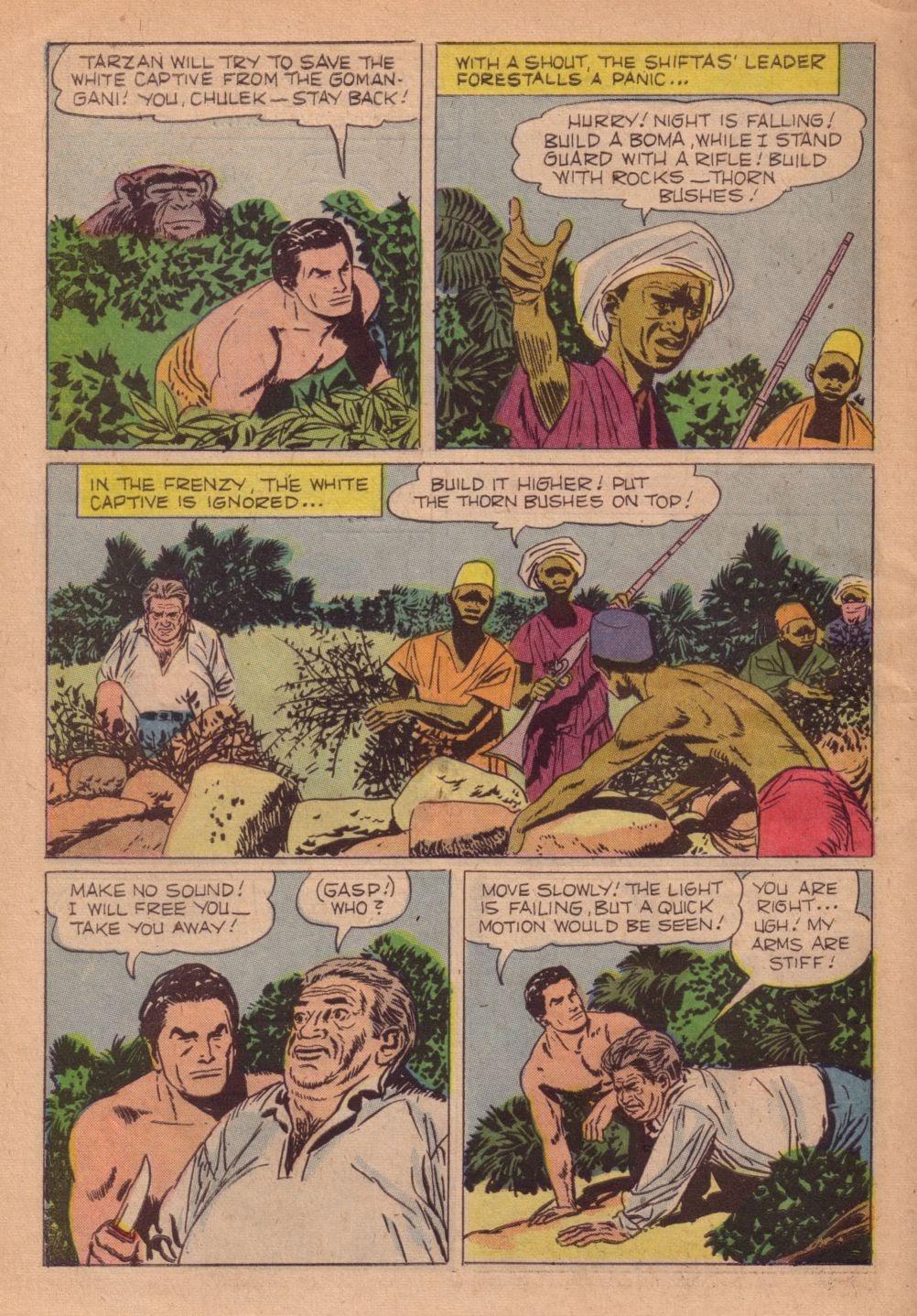 Tarzan (1948) issue 109 - Page 6