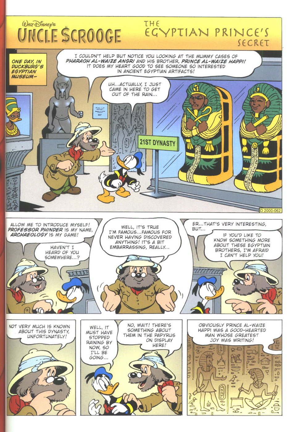 Read online Uncle Scrooge (1953) comic -  Issue #336 - 37
