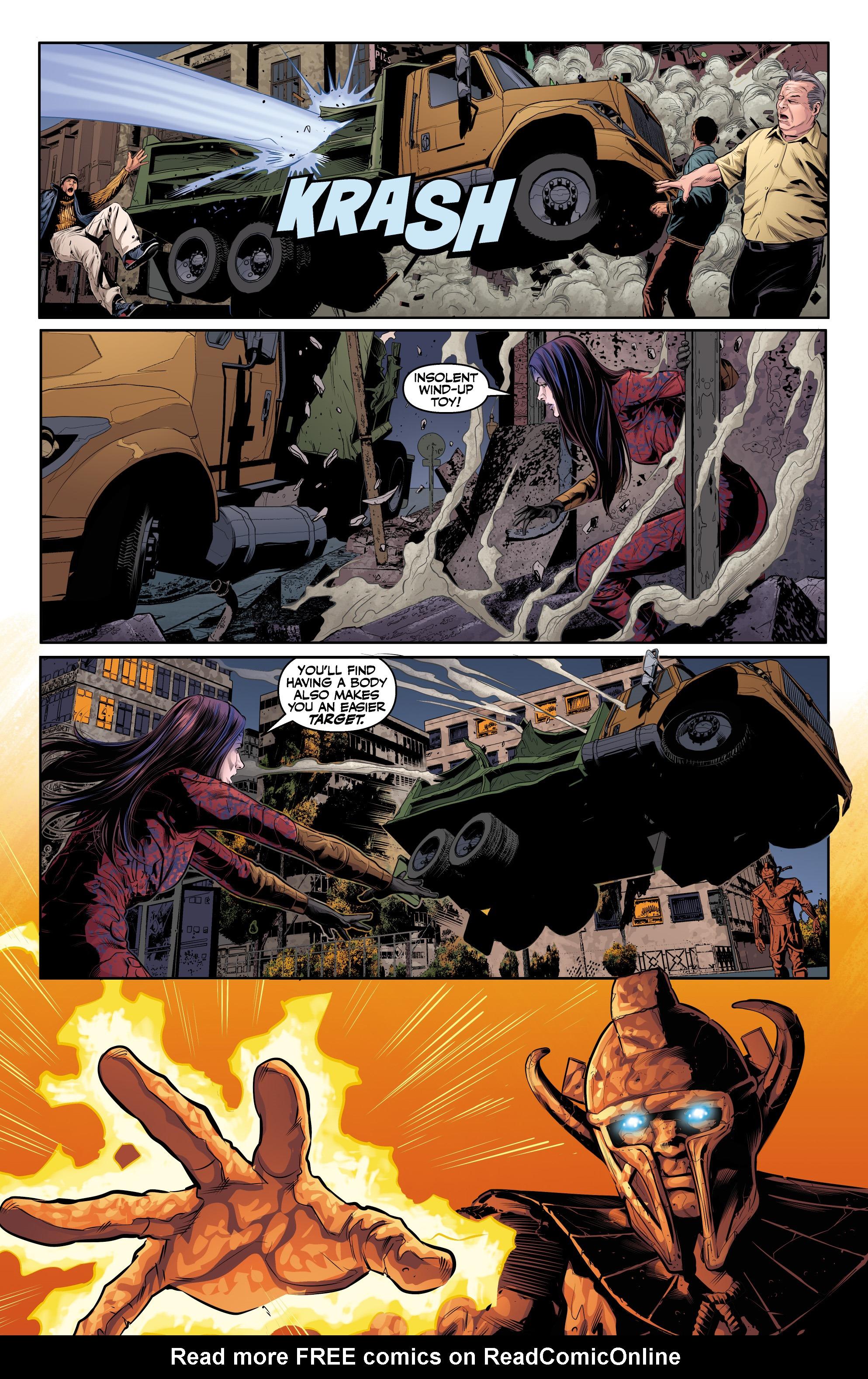 Read online Angel & Faith Season 10 comic -  Issue #24 - 6