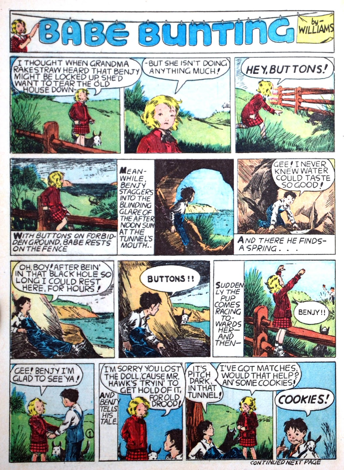 Read online Famous Funnies comic -  Issue #75 - 53