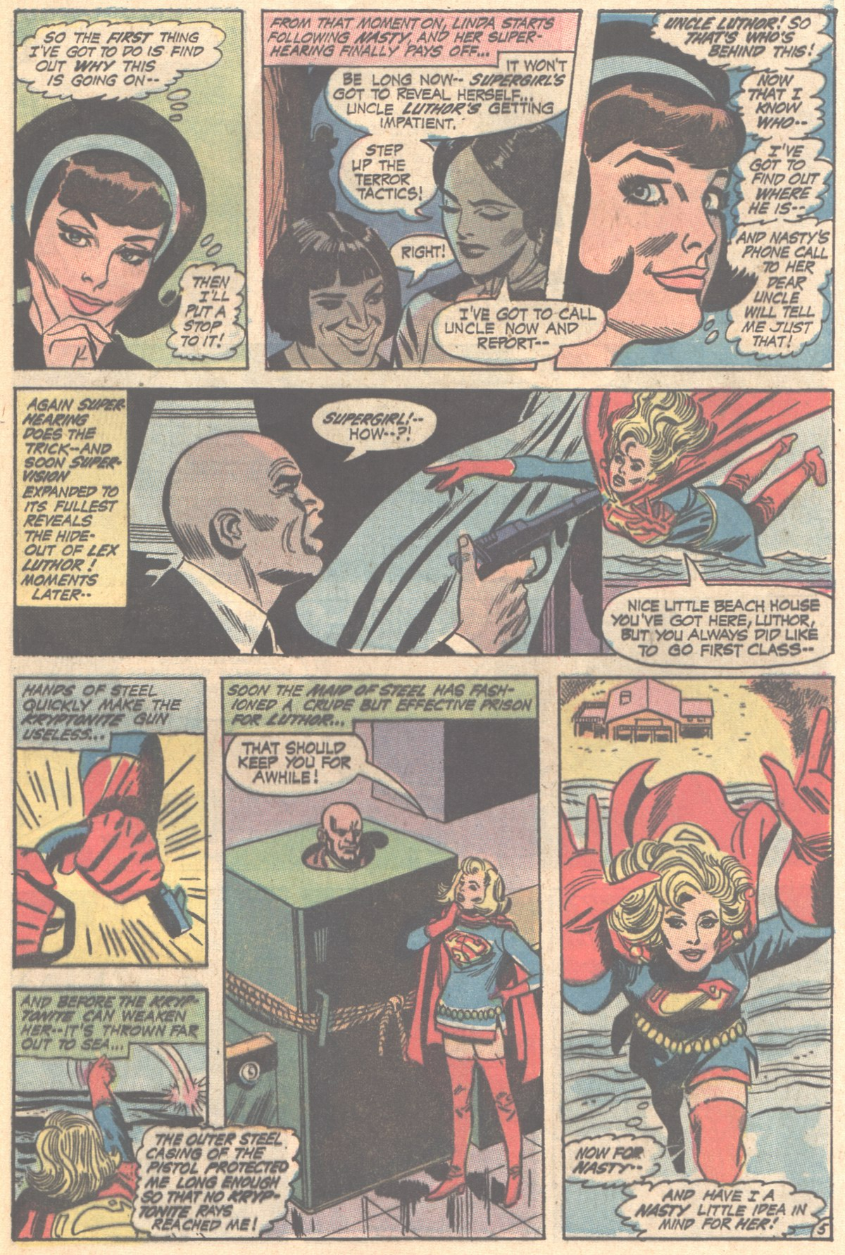 Read online Adventure Comics (1938) comic -  Issue #397 - 29