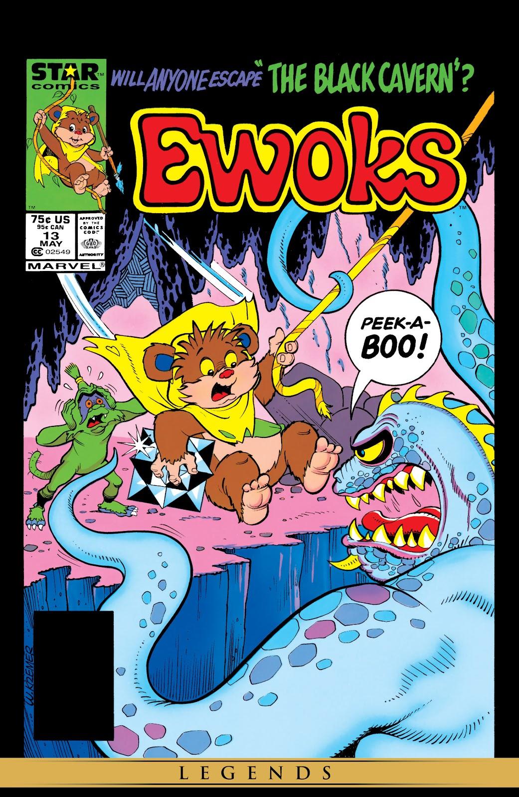 Ewoks 13 Page 1