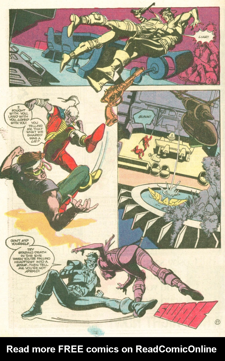 Read online Atari Force (1984) comic -  Issue #11 - 19