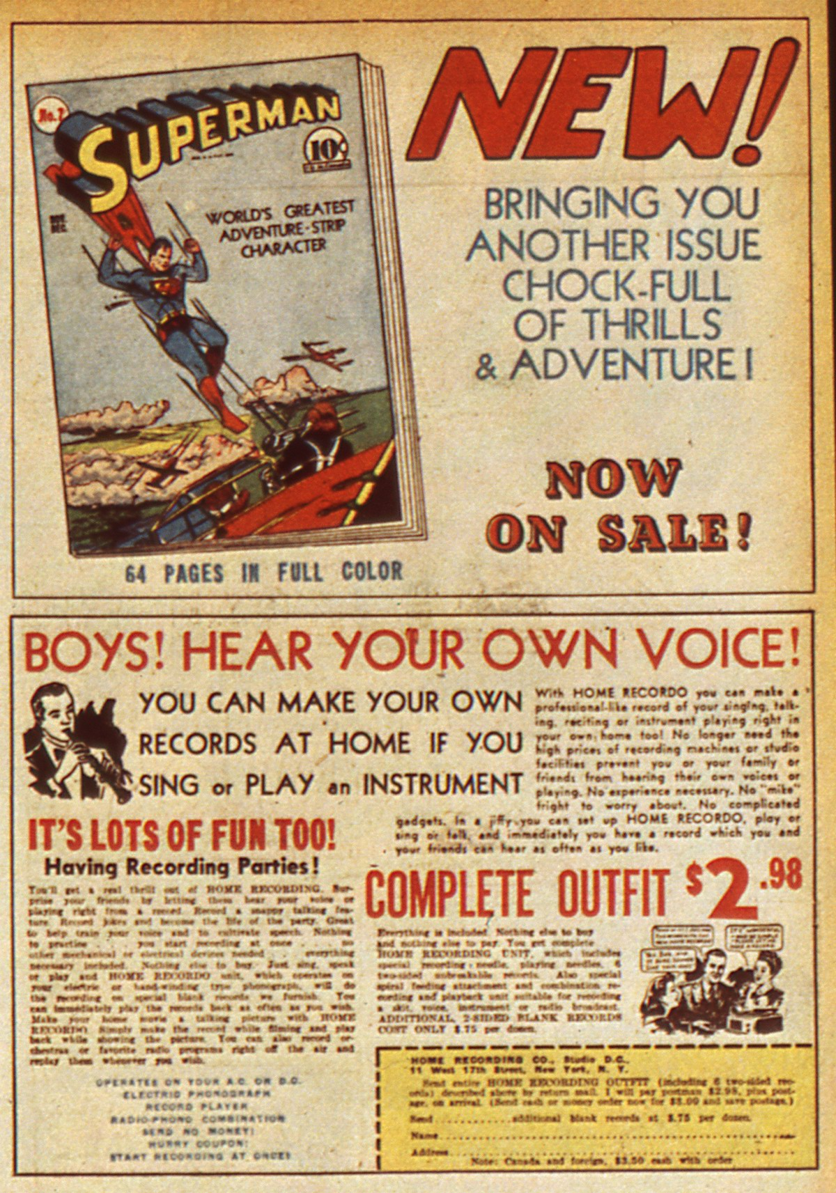 Read online Detective Comics (1937) comic -  Issue #45 - 51