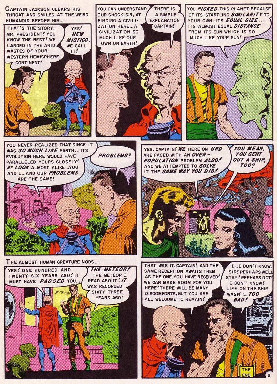 Weird Fantasy (1951) issue 11 - Page 10