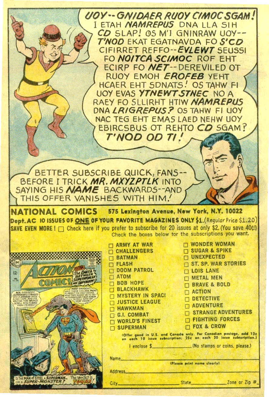 Read online Action Comics (1938) comic -  Issue #333 - 27