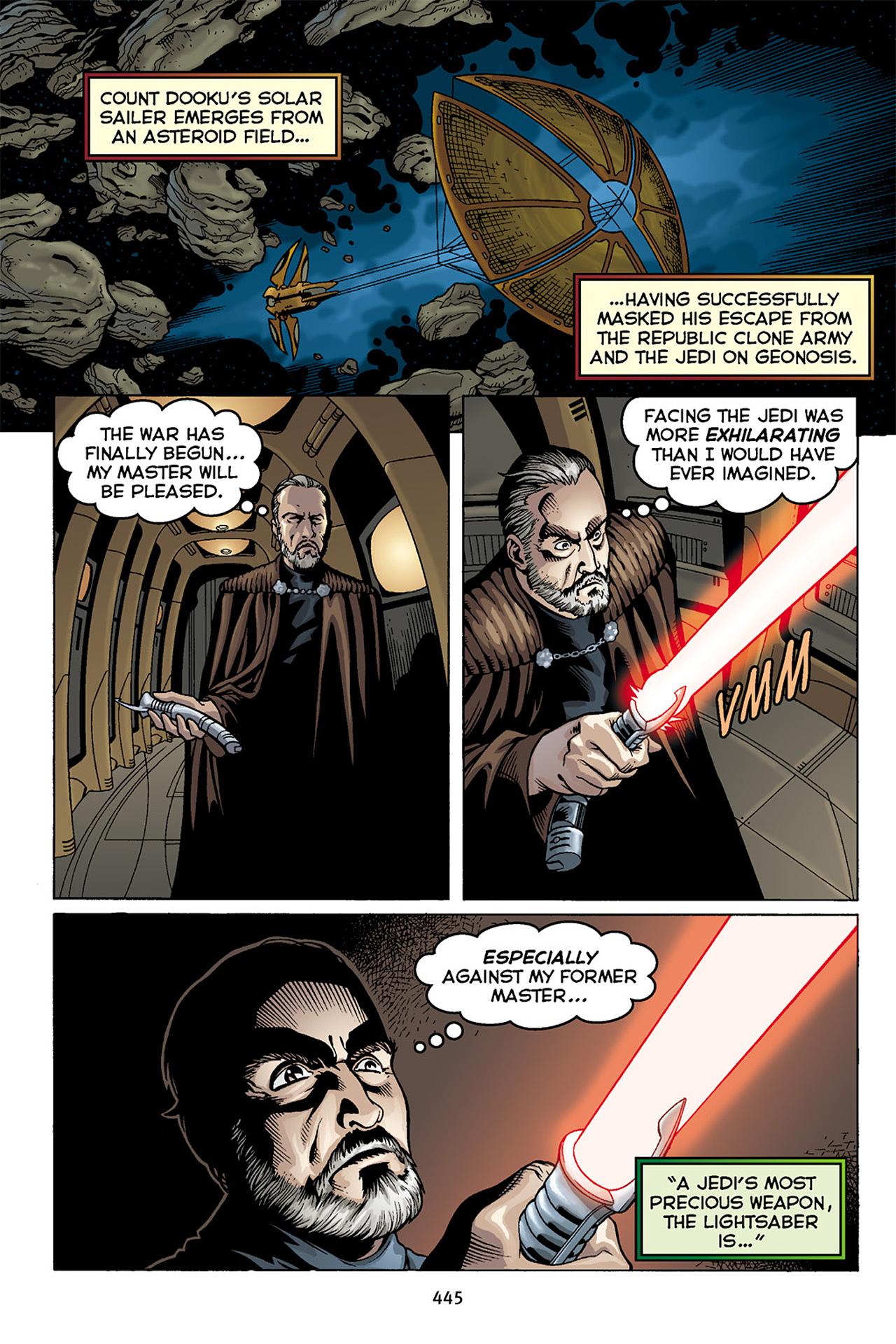 Read online Star Wars Omnibus comic -  Issue # Vol. 10 - 438