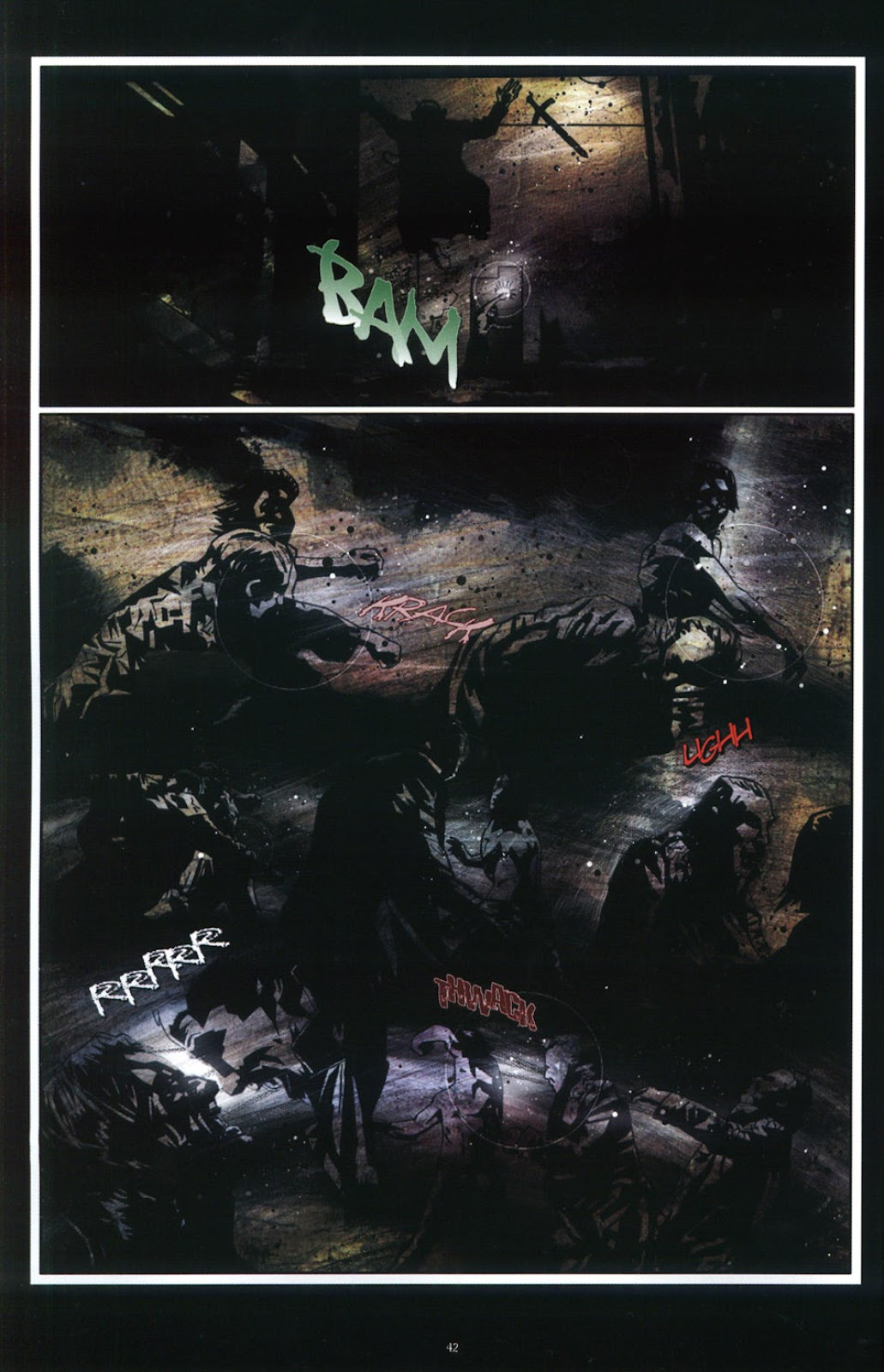 Read online Underworld (2003) comic -  Issue # Full - 43