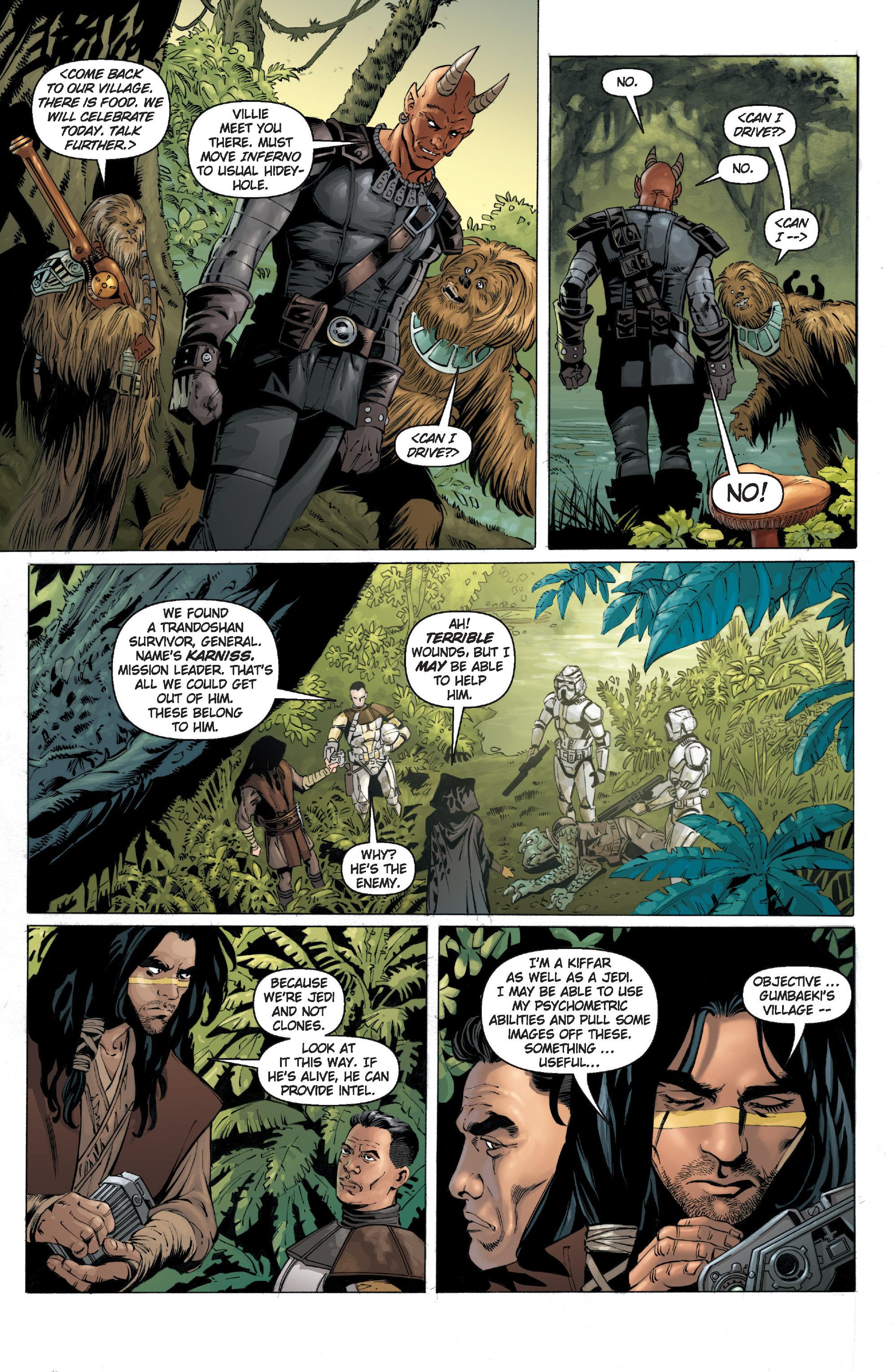 Read online Star Wars Omnibus comic -  Issue # Vol. 26 - 369