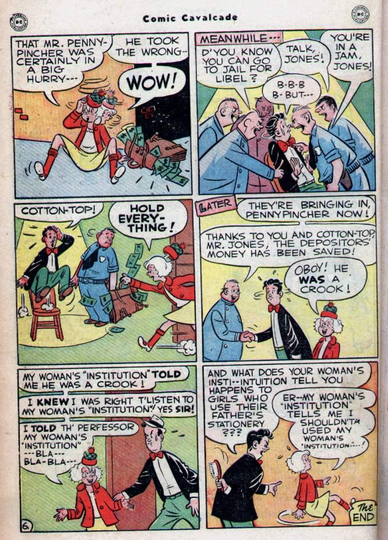 Comic Cavalcade issue 28 - Page 48