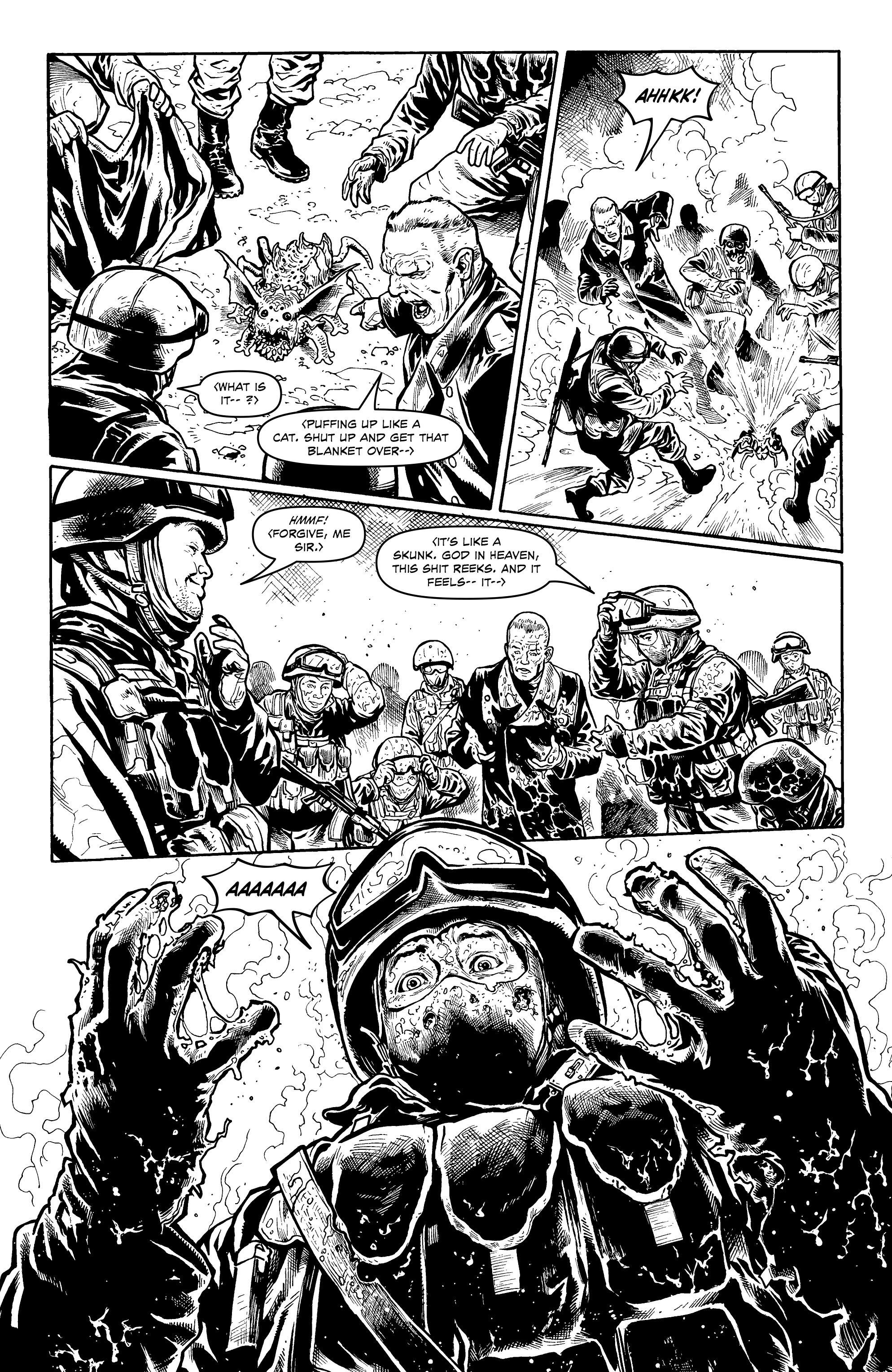 Read online Alan Moore's Cinema Purgatorio comic -  Issue #7 - 46