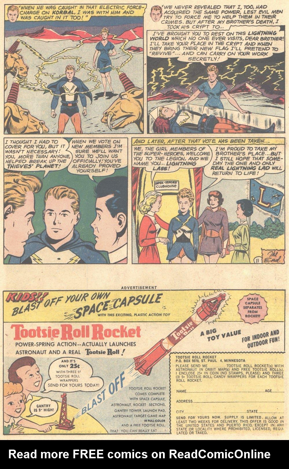 Read online Adventure Comics (1938) comic -  Issue #308 - 28