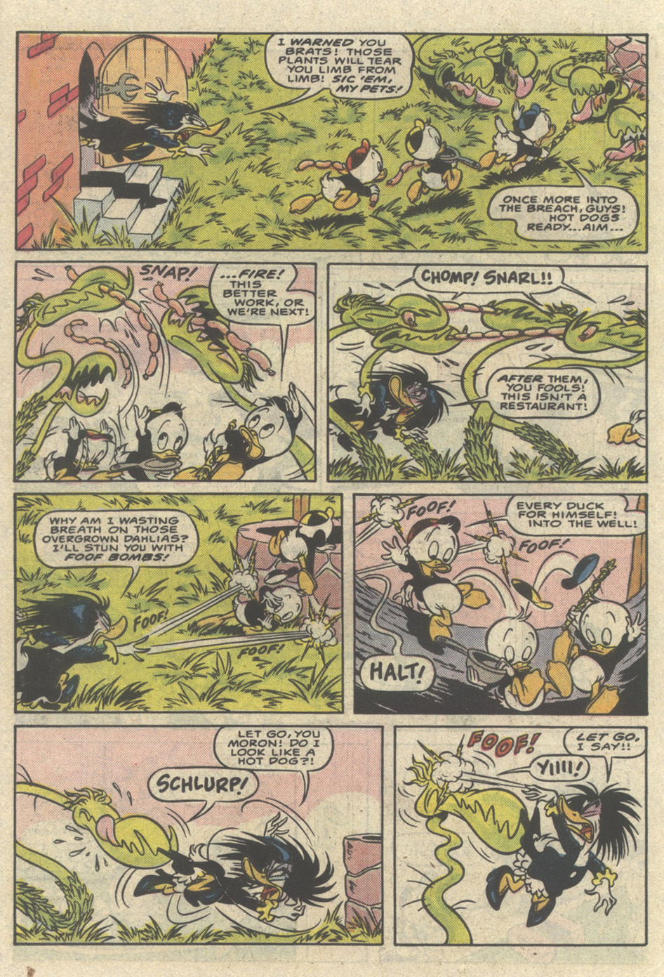 Read online Uncle Scrooge (1953) comic -  Issue #221 - 22