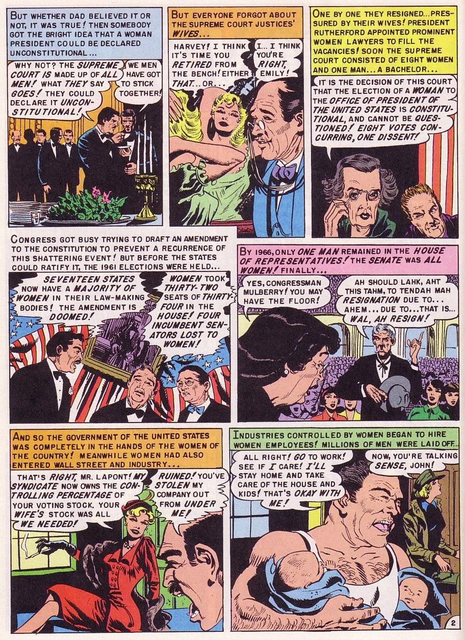 Weird Fantasy (1951) issue 12 - Page 25