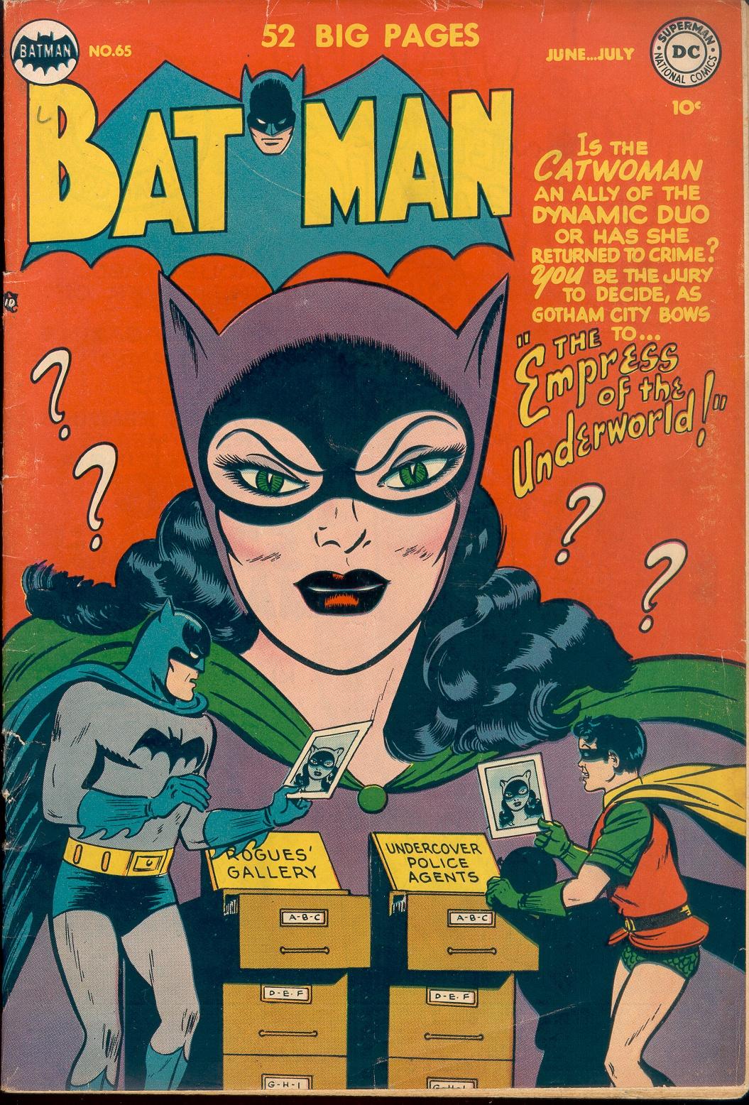 Batman (1940) 65 Page 1