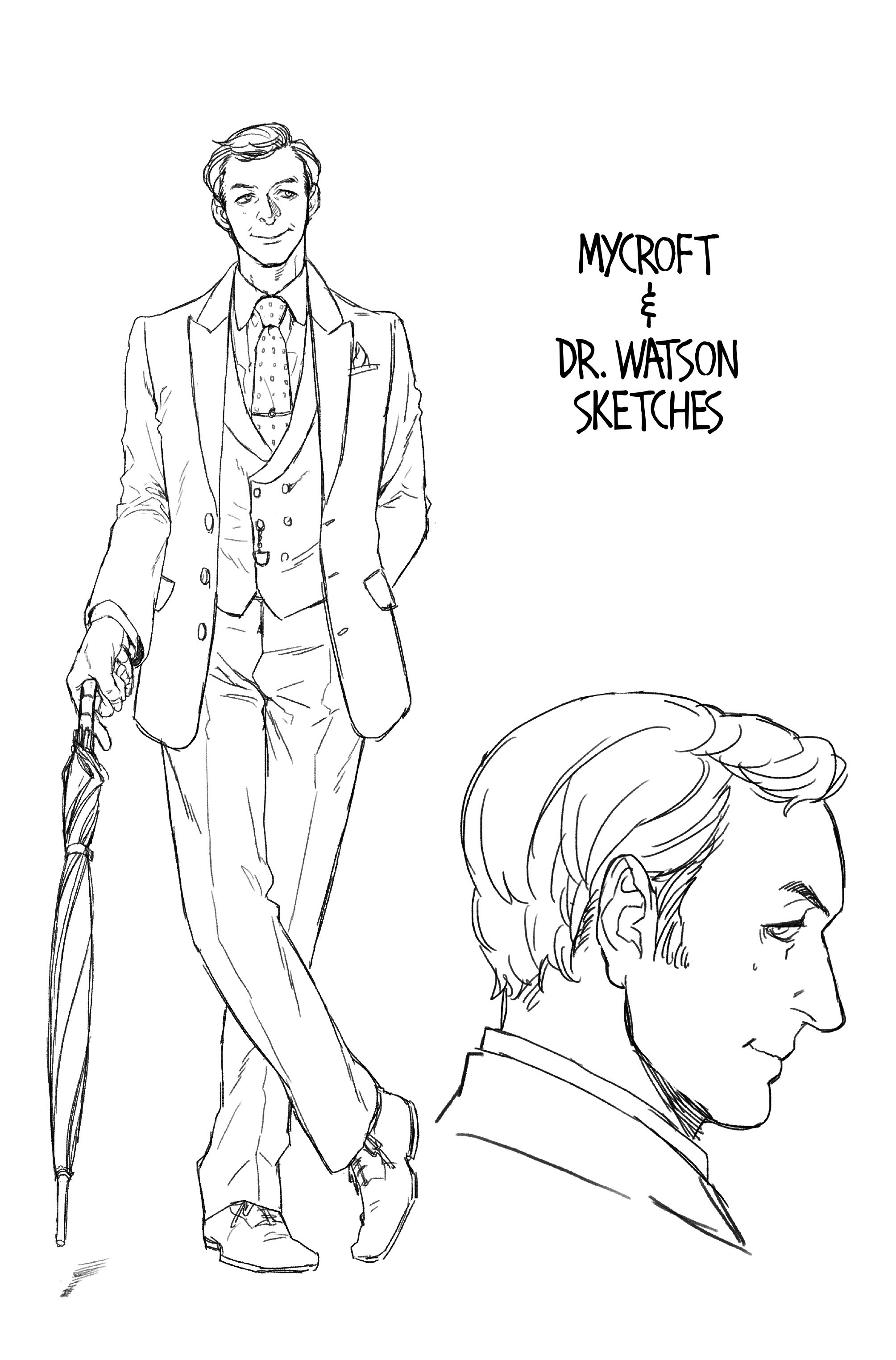 Read online Sherlock: A Study In Pink comic -  Issue #5 - 40