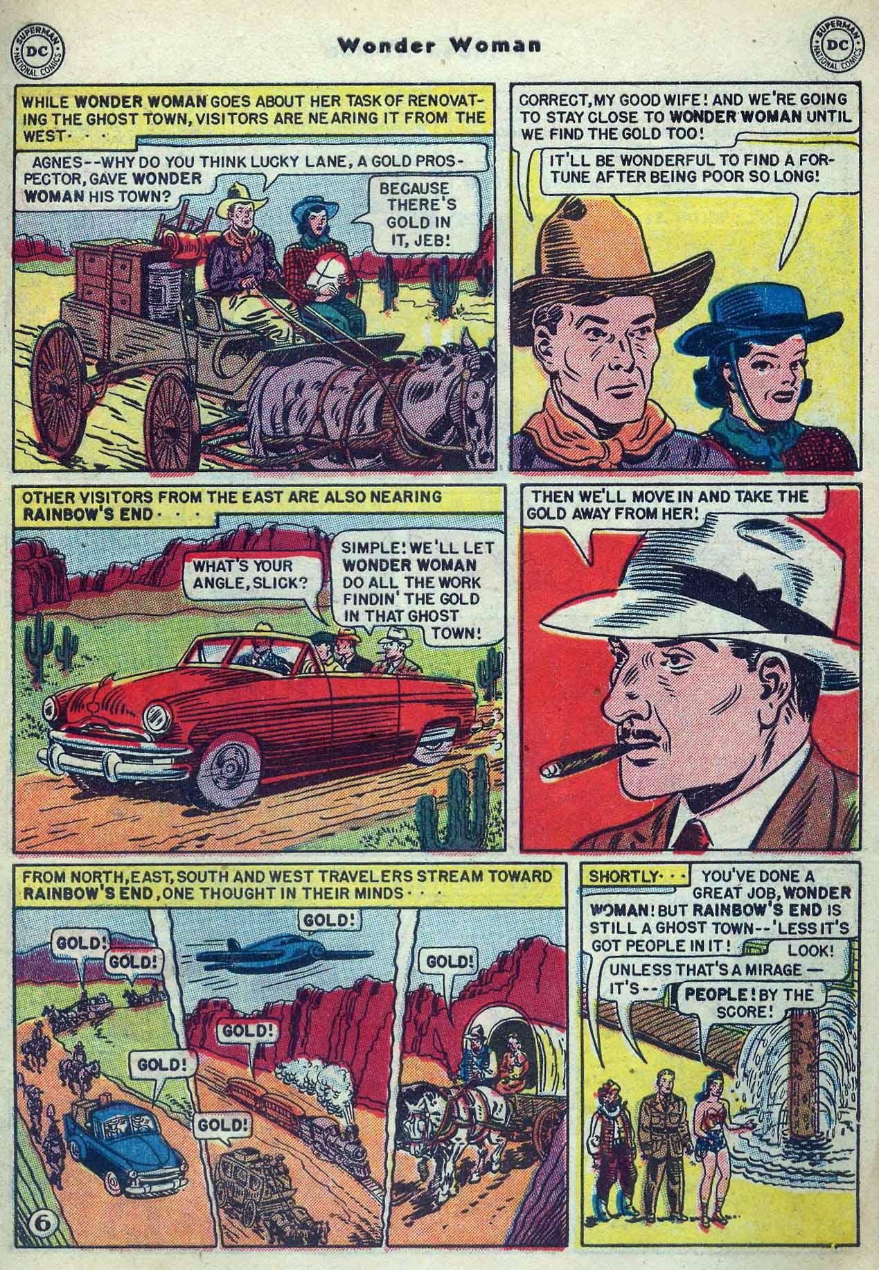 Read online Wonder Woman (1942) comic -  Issue #53 - 37