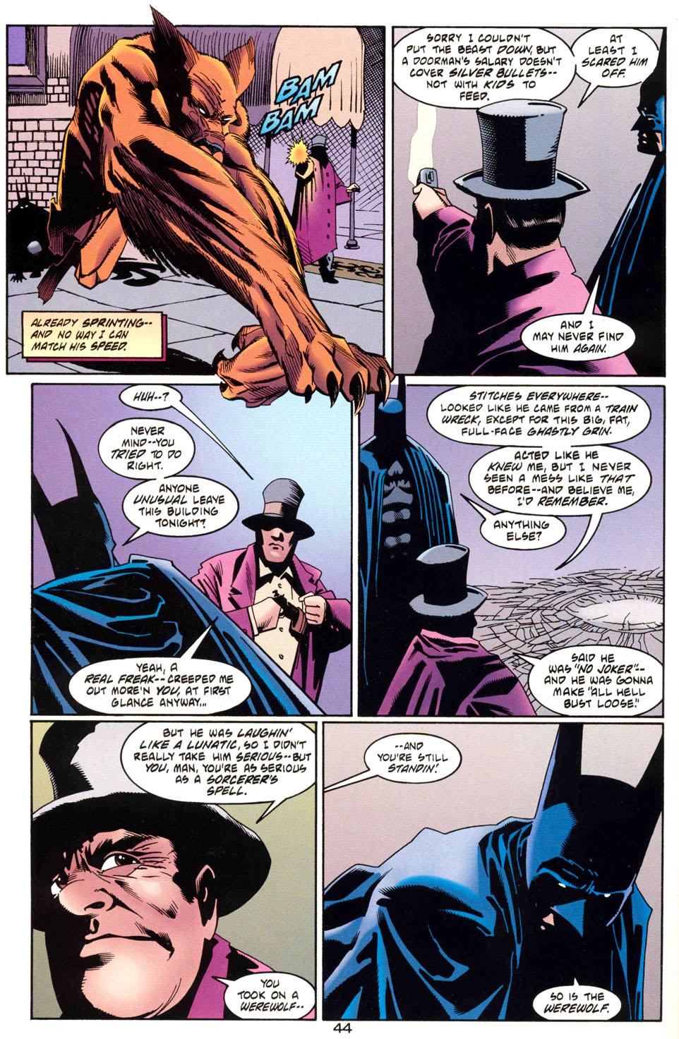 Read online Batman: Haunted Gotham comic -  Issue #1 - 46