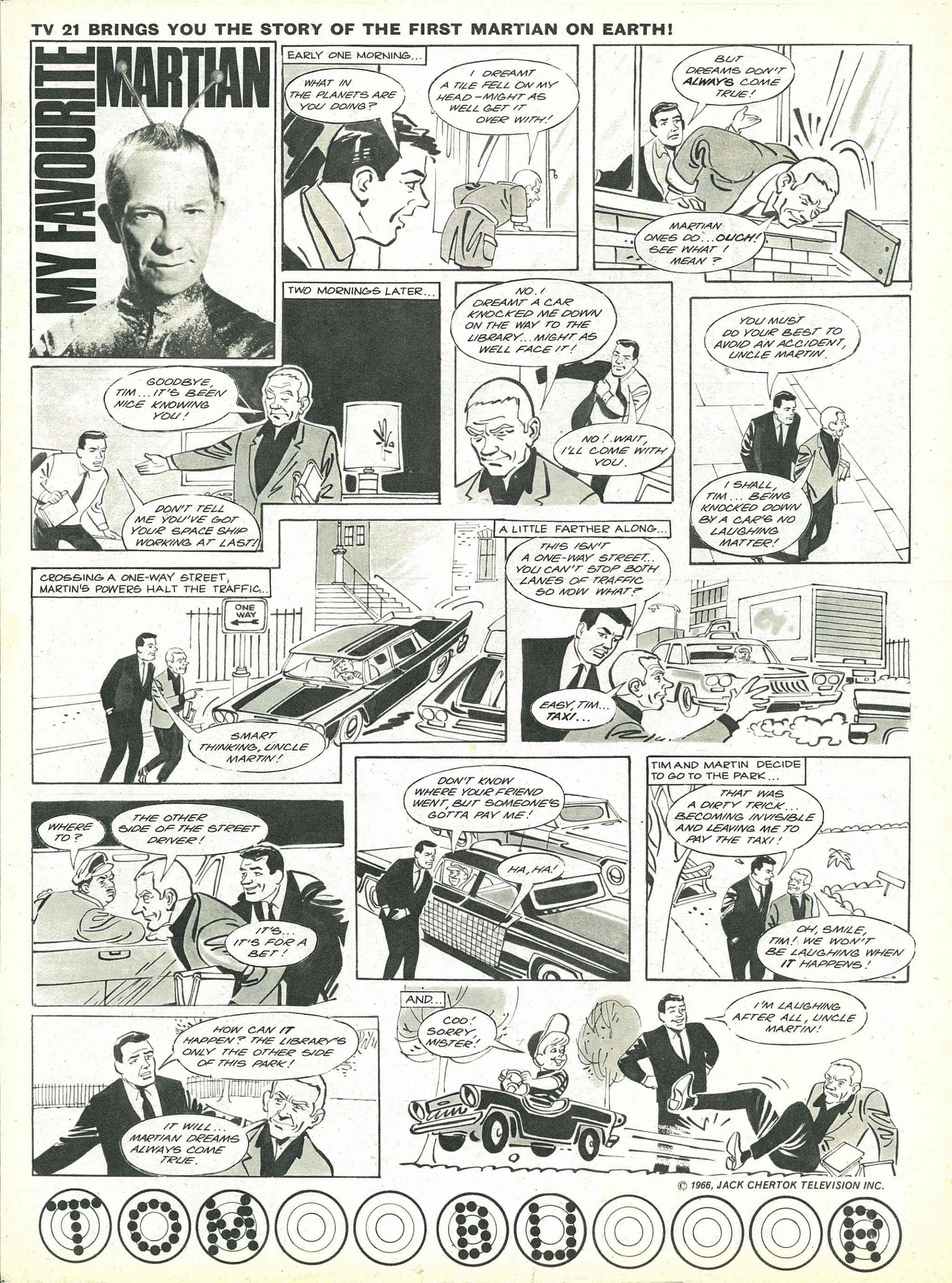 Read online TV Century 21 (TV 21) comic -  Issue #91 - 7