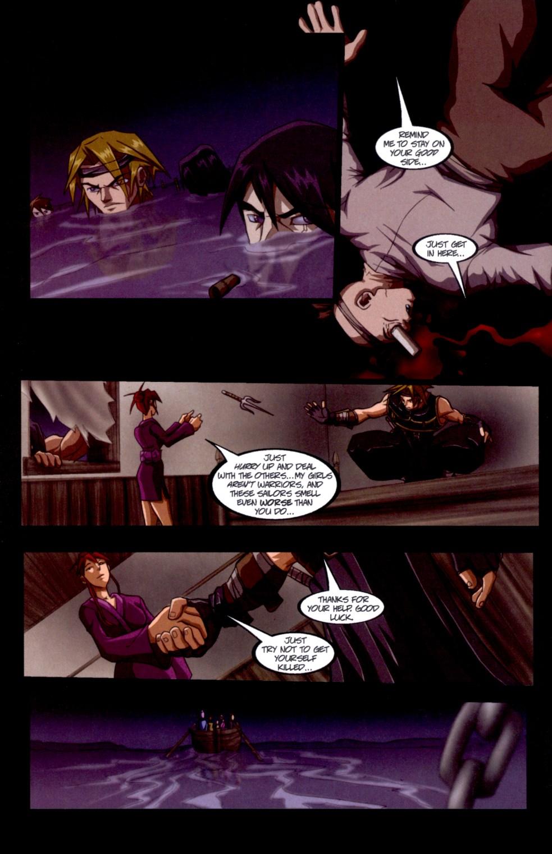 Read online Shidima comic -  Issue #6 - 8