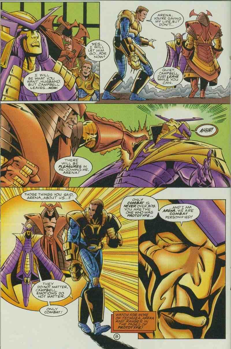 Read online Ultraverse Premiere comic -  Issue #11 - 36