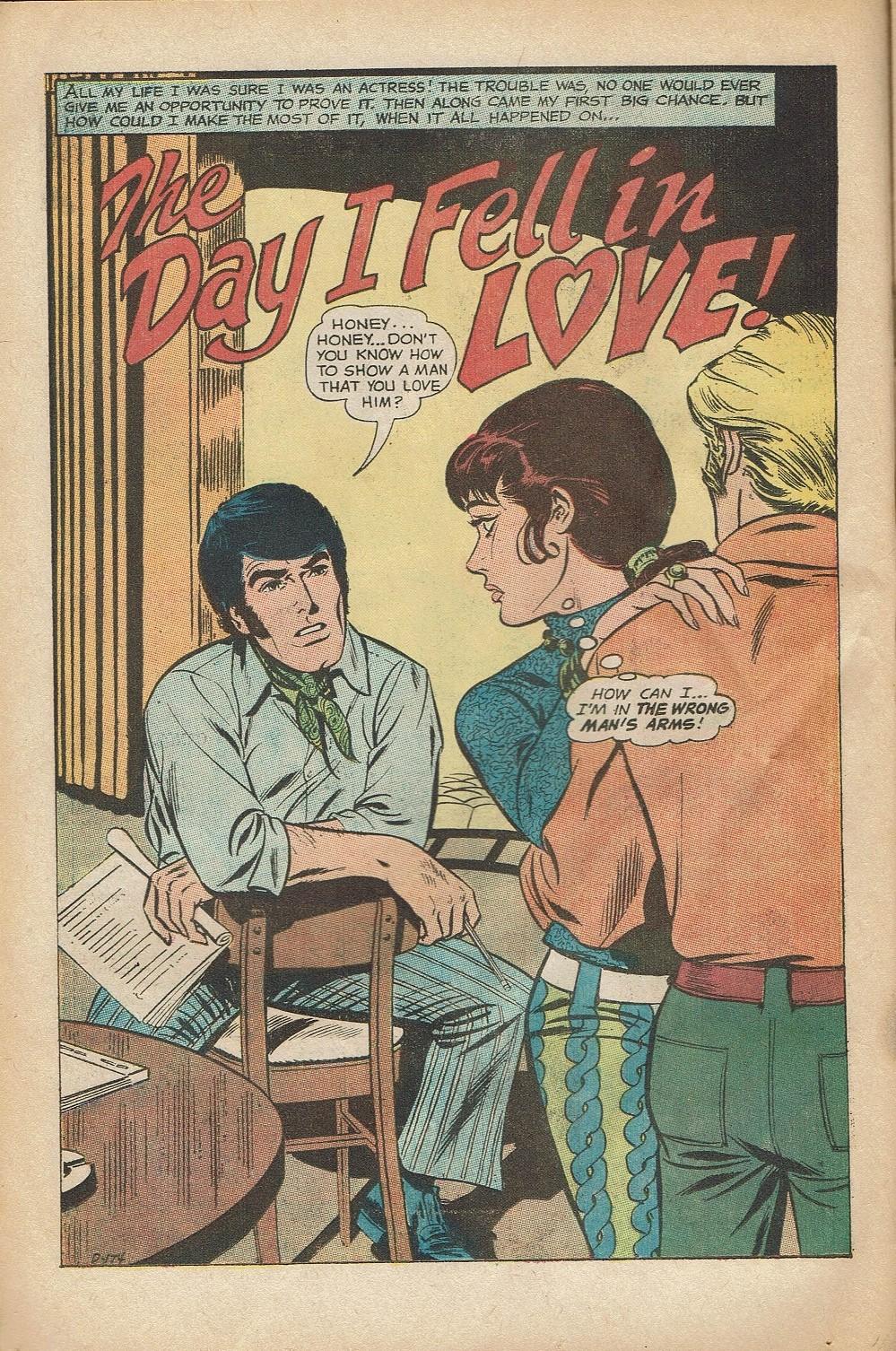 Read online Secret Hearts comic -  Issue #152 - 14