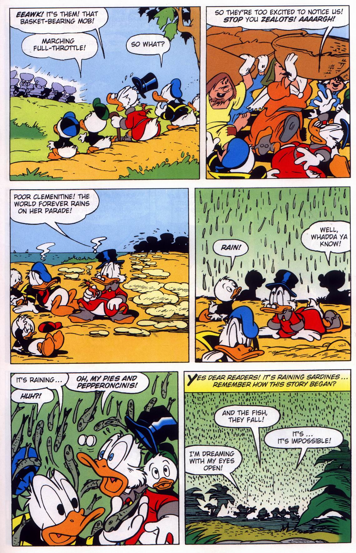 Read online Uncle Scrooge (1953) comic -  Issue #316 - 13