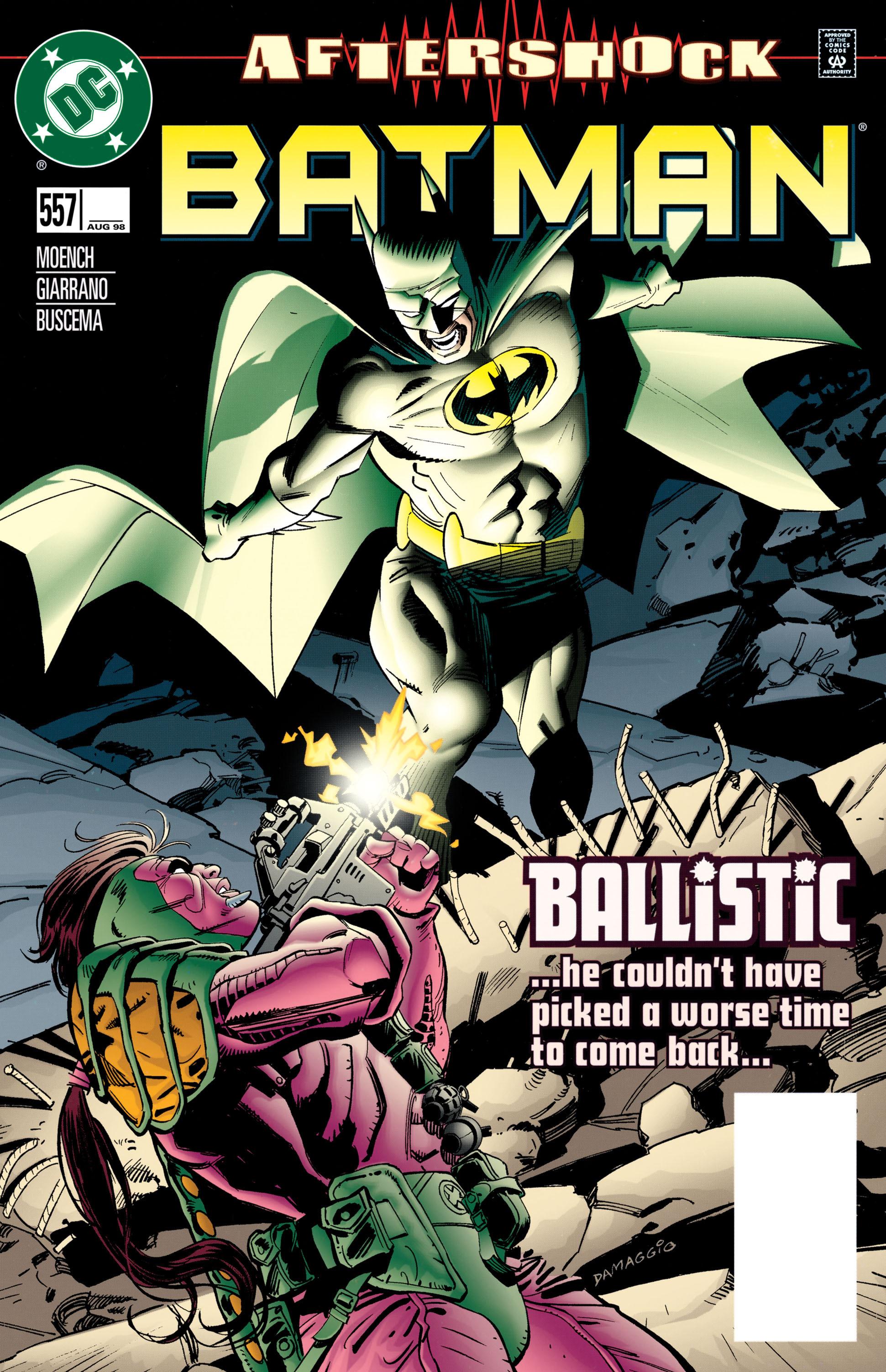 Batman (1940) 557 Page 1