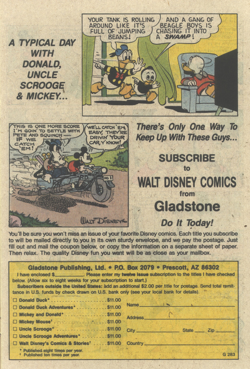 Read online Uncle Scrooge (1953) comic -  Issue #227 - 11