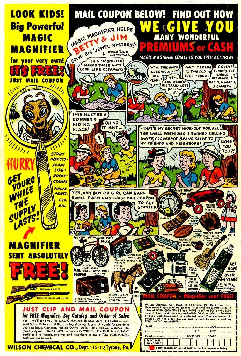 Supermans Pal Jimmy Olsen (1954) 26 Page 36