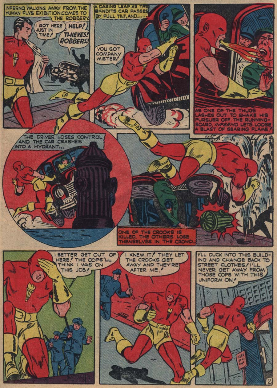 Blue Ribbon Comics (1939) issue 18 - Page 44