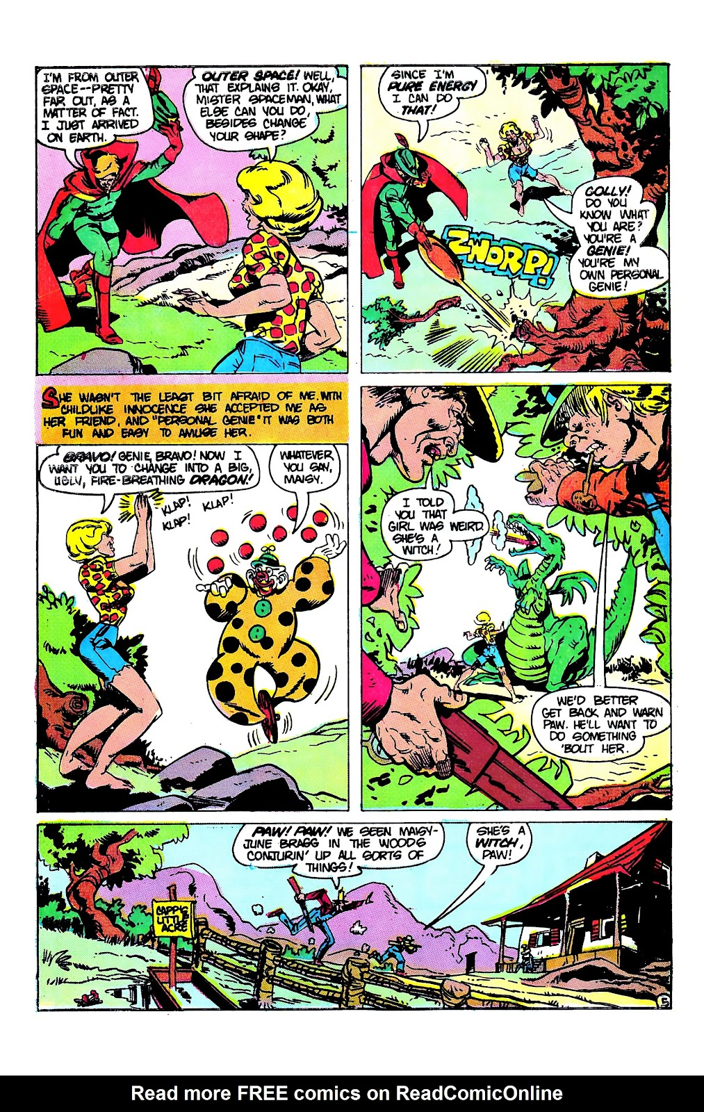 E-Man (1973) issue 10 - Page 8