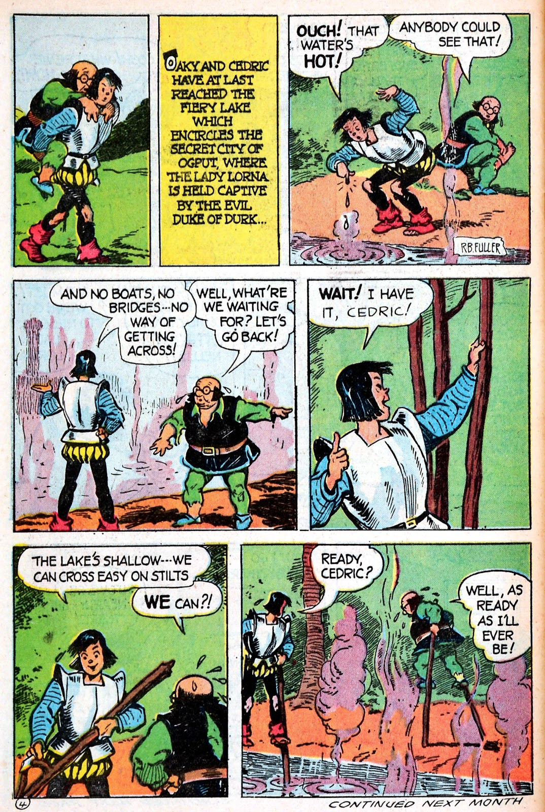 Read online Famous Funnies comic -  Issue #139 - 47