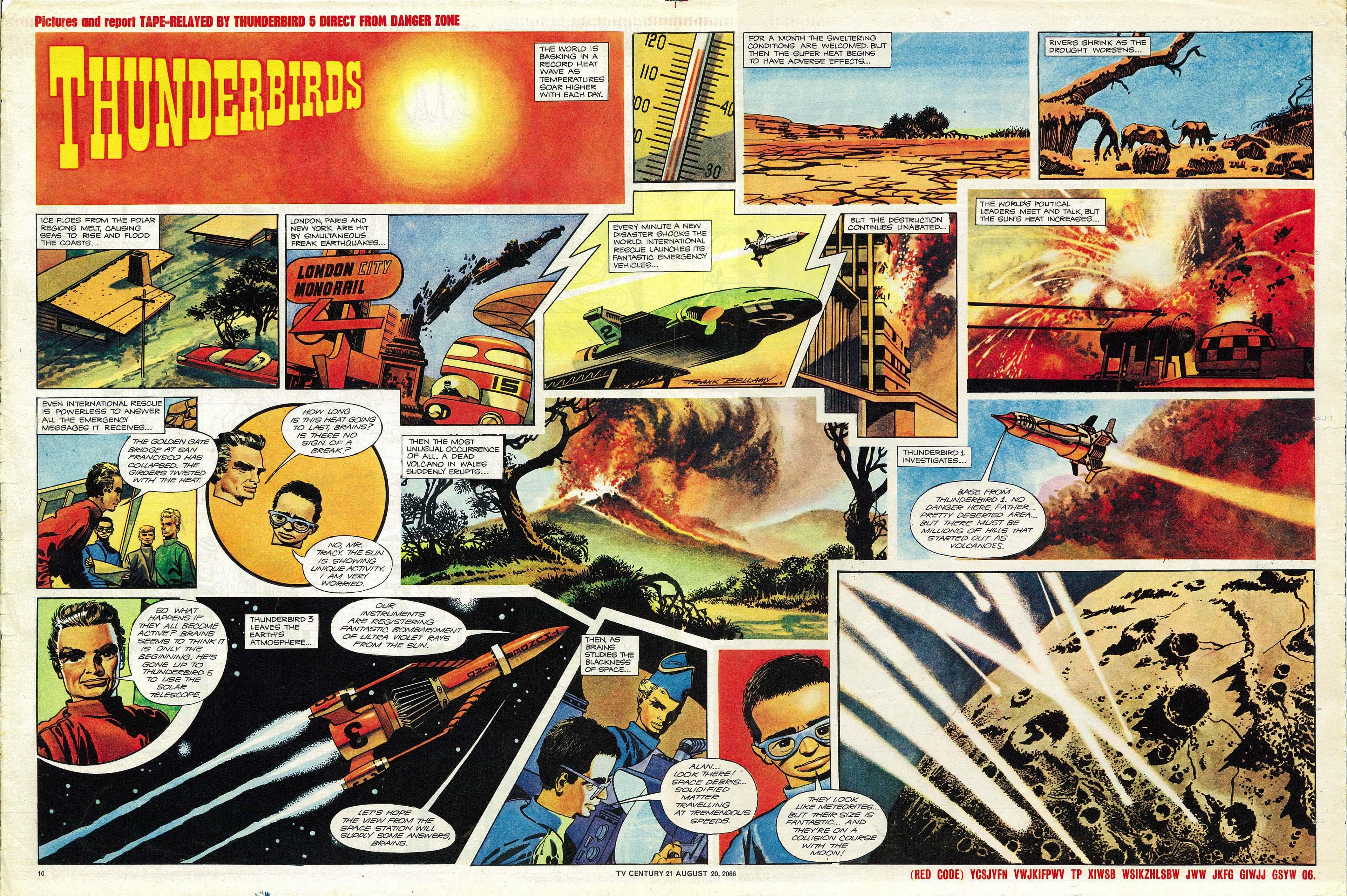 Read online TV Century 21 (TV 21) comic -  Issue #83 - 10