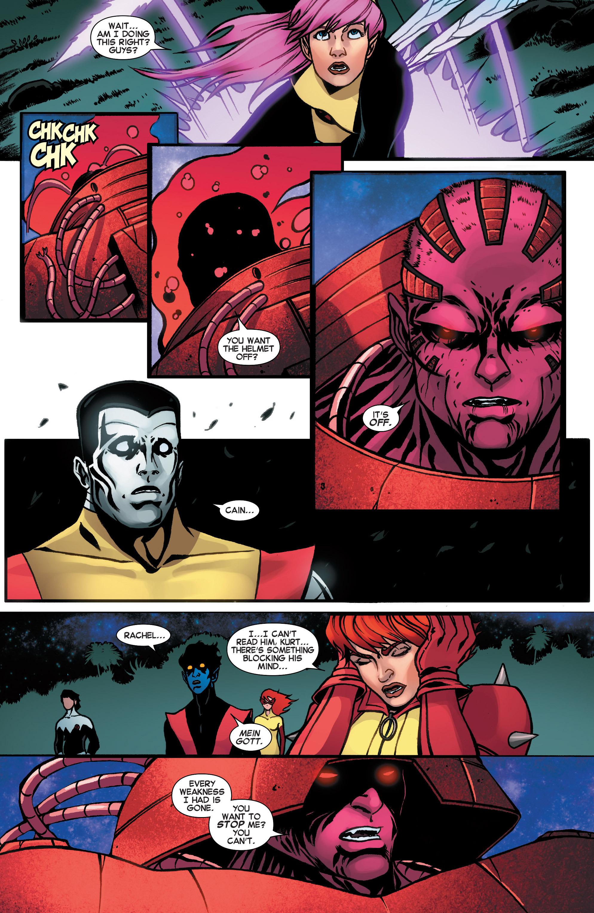 Read online Amazing X-Men (2014) comic -  Issue #19 - 11