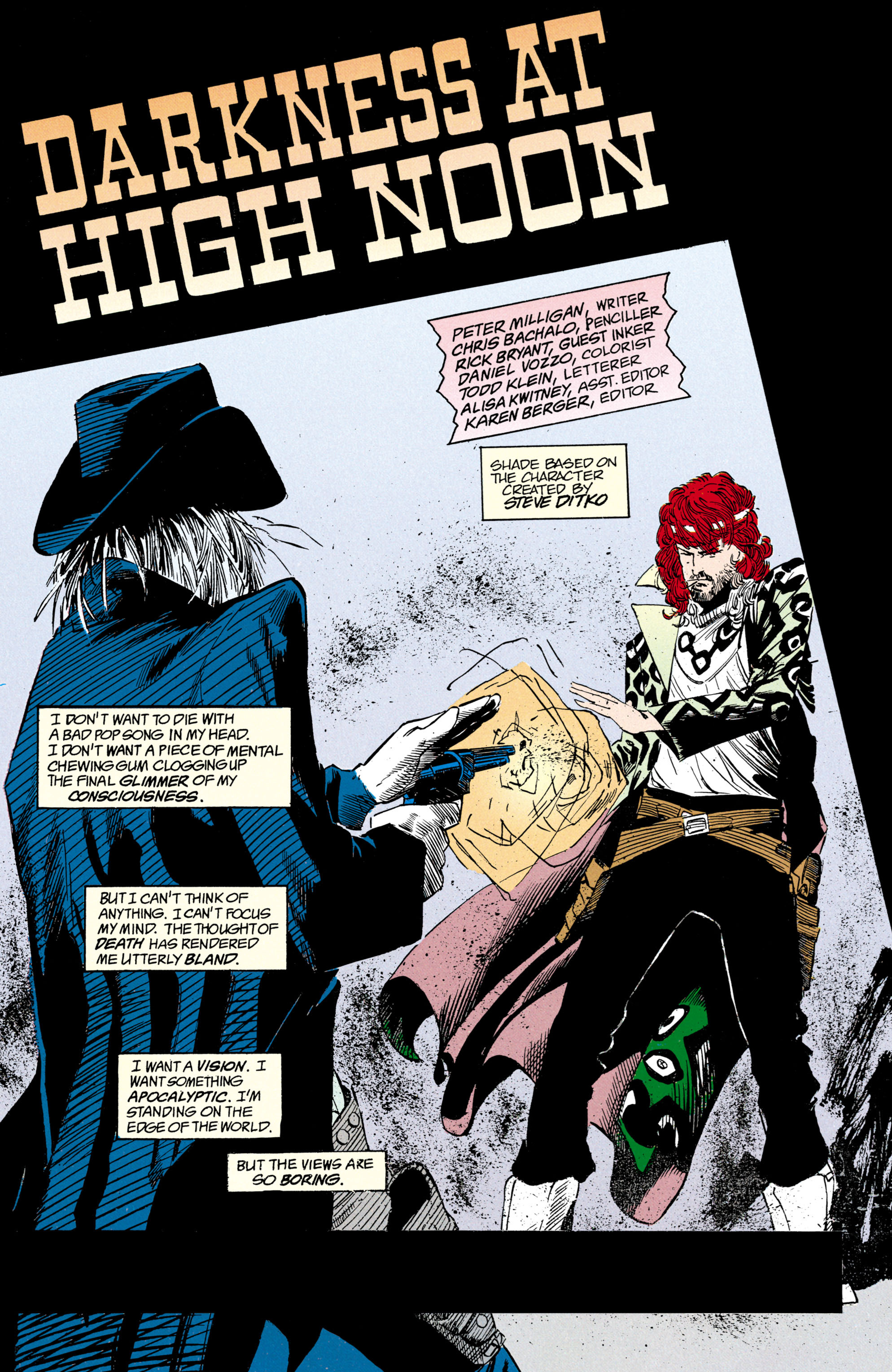 Read online Shade, the Changing Man comic -  Issue #17 - 2