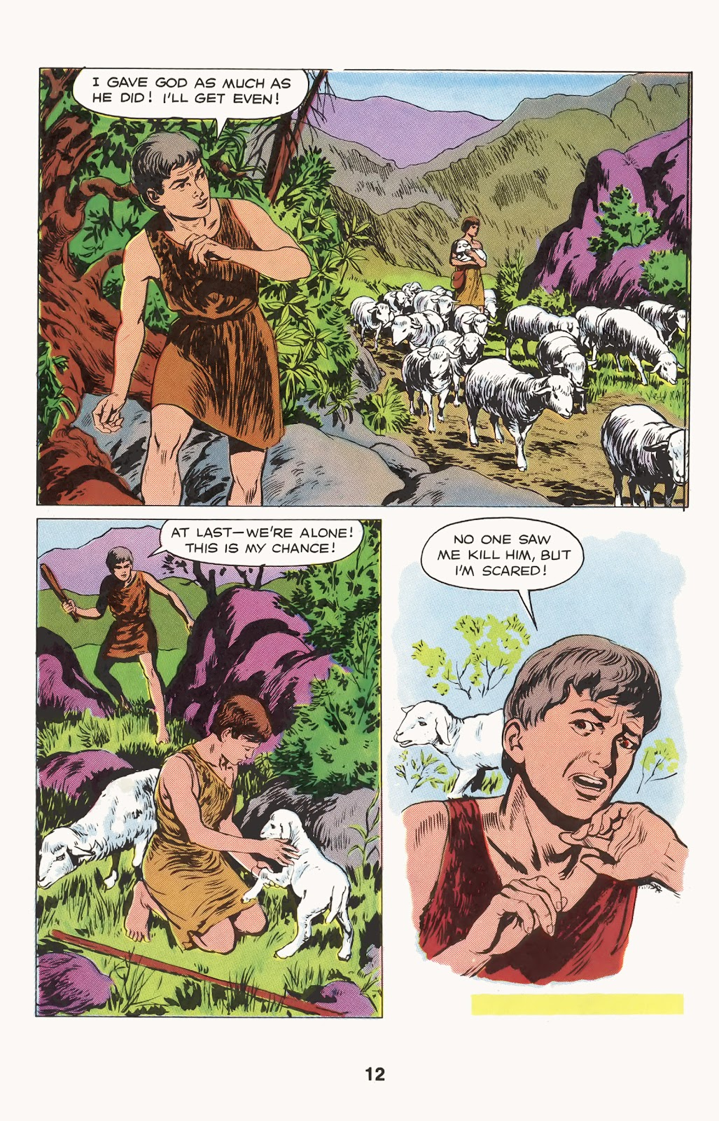 The Picture Bible issue TPB (Part 1) - Page 14