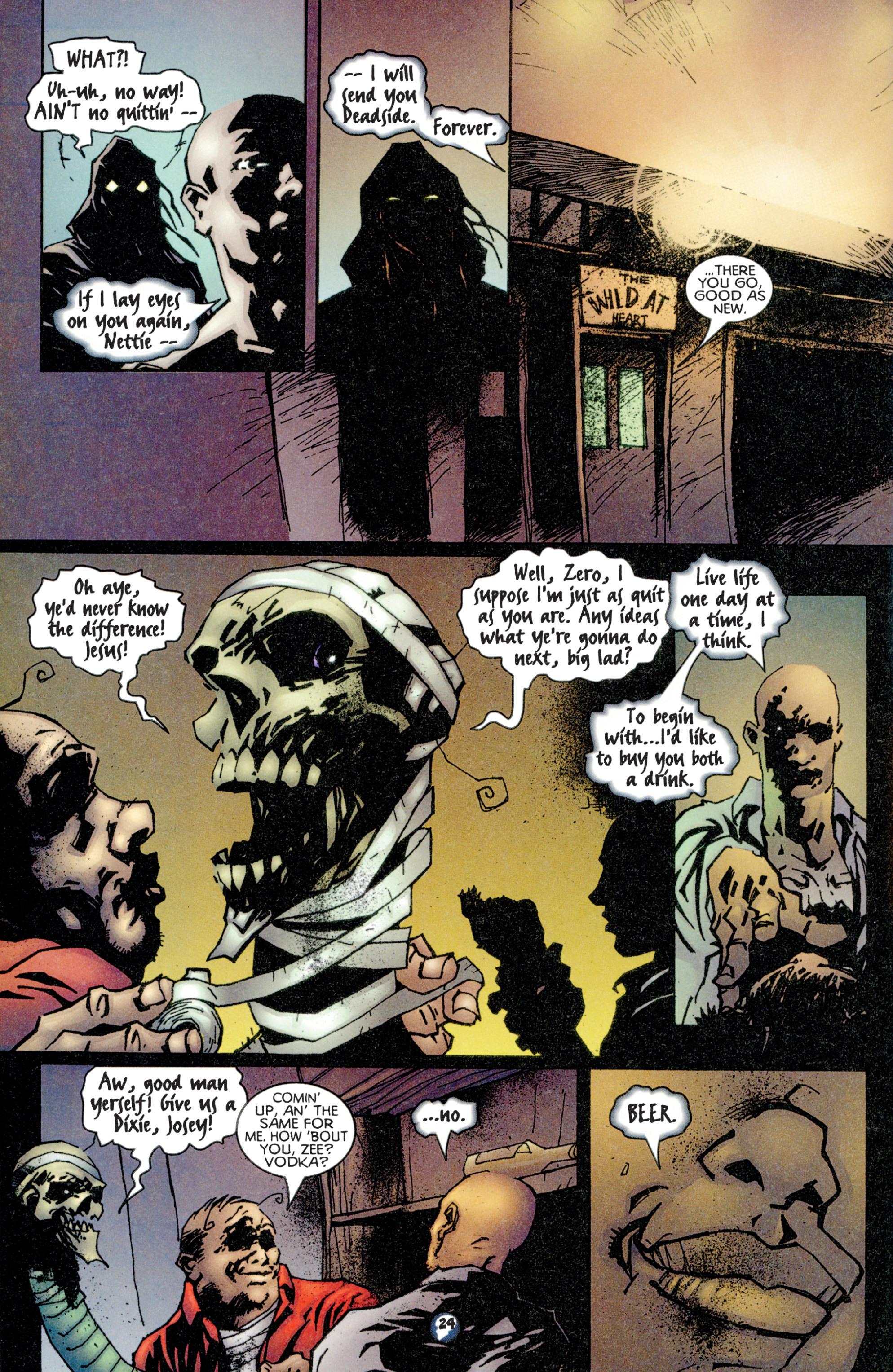 Read online Shadowman (1997) comic -  Issue #4 - 20