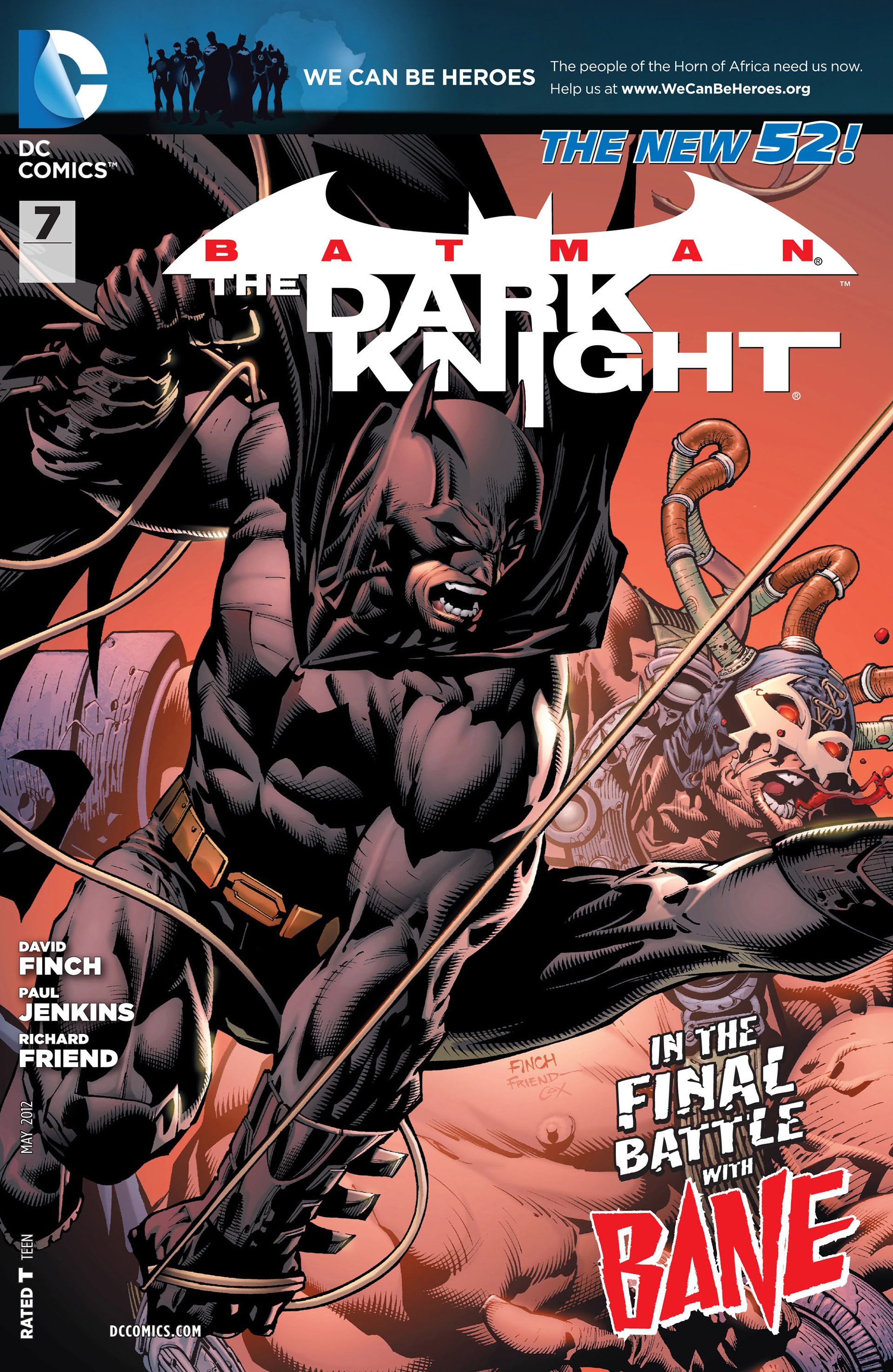 Batman: The Dark Knight [II] (2011) 7 Page 1