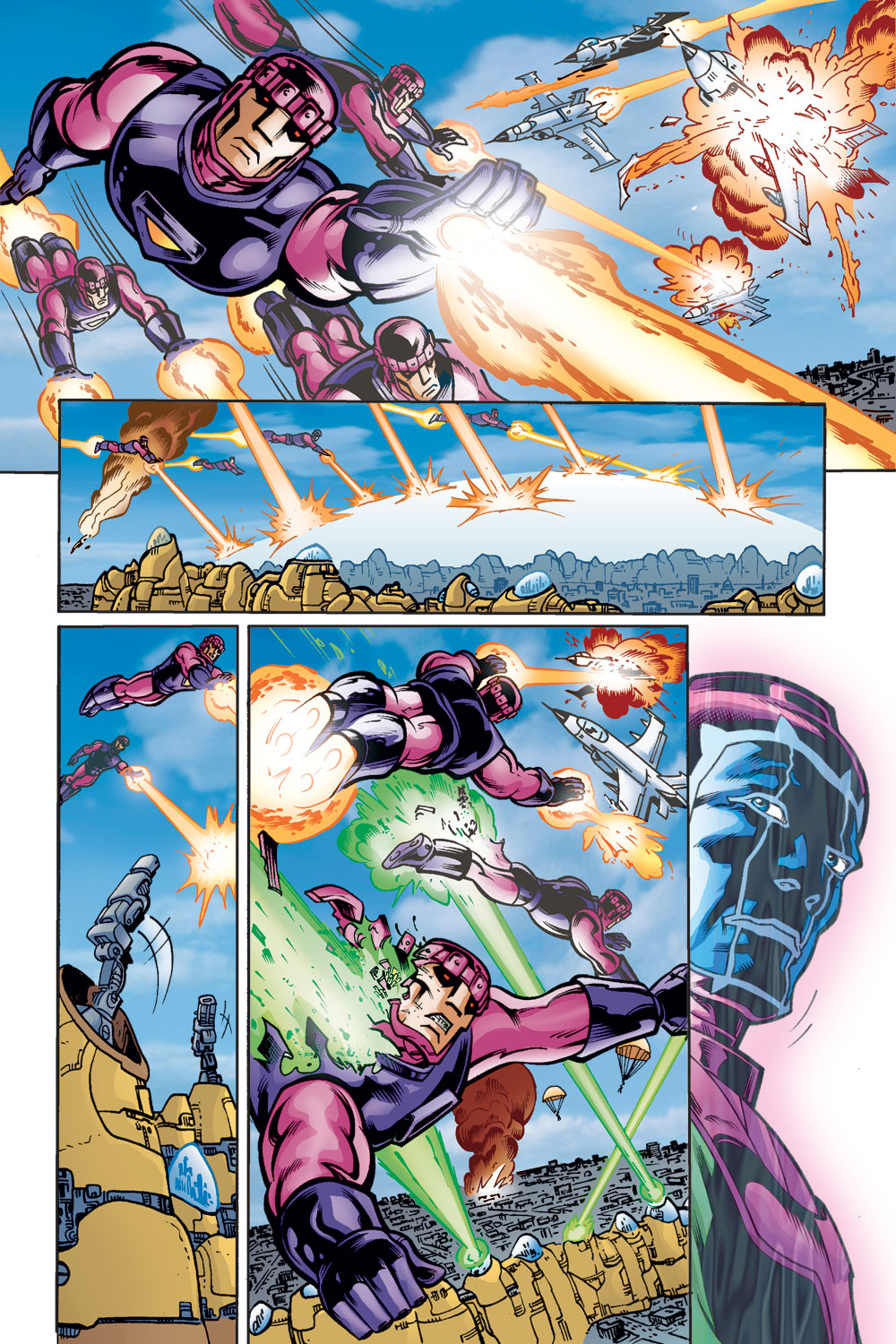 Read online Avengers (1998) comic -  Issue #49 - 6