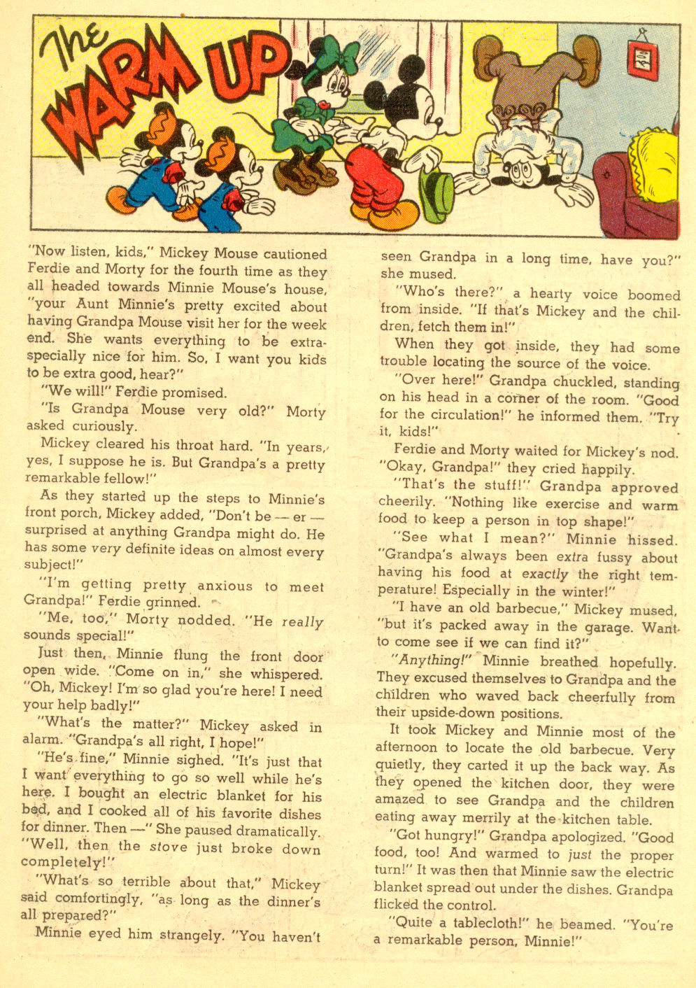 Walt Disney's Comics and Stories issue 196 - Page 23